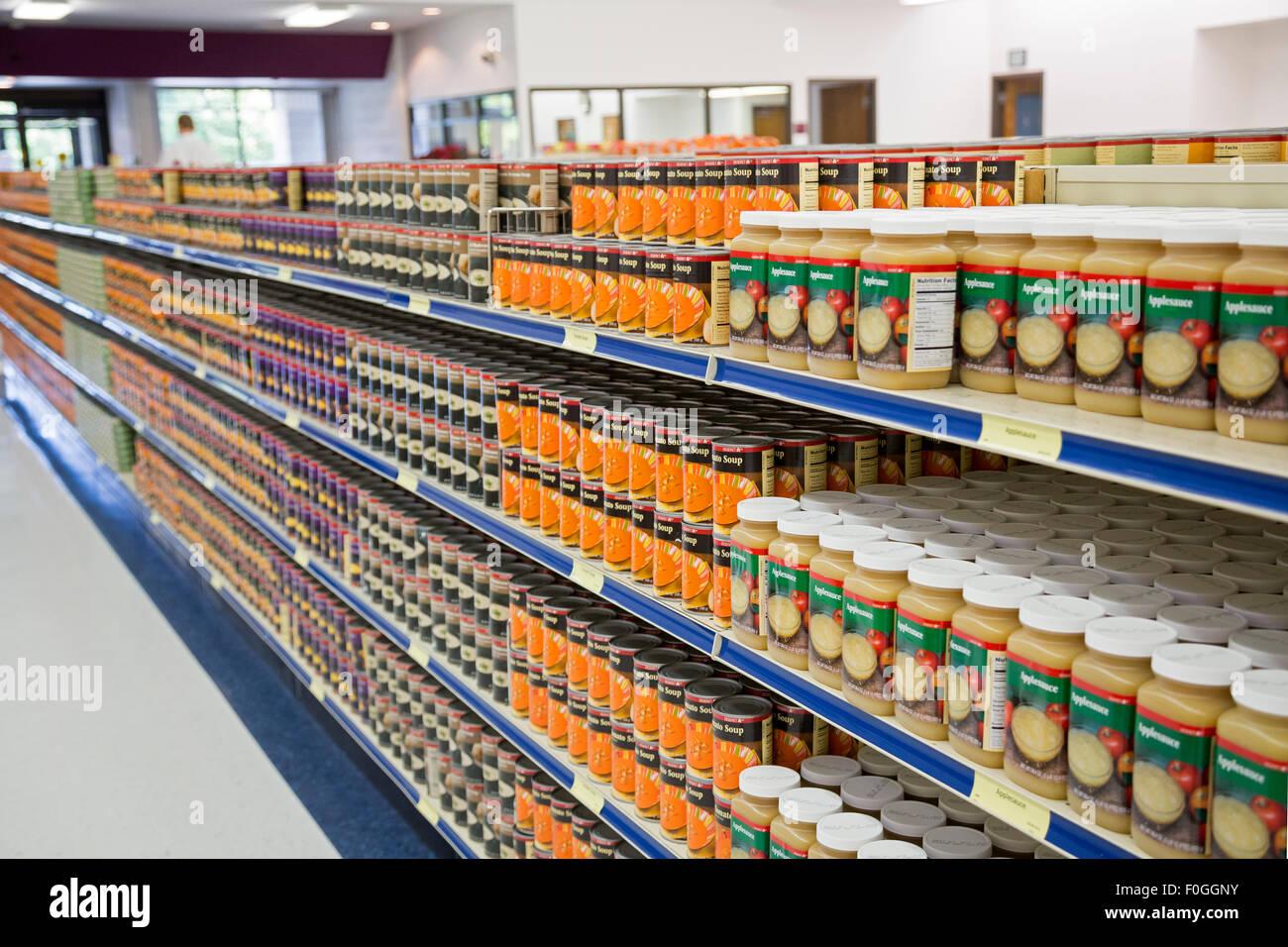Mormon Bulk Food Store