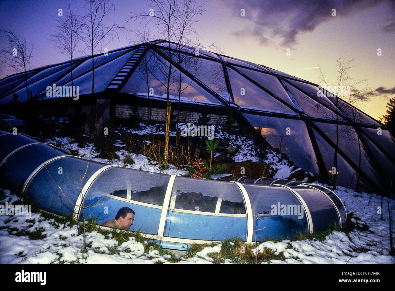 Subtropical Swimming Paradise Sherwood Forest Center Parcs Stock Photo 86431091 Alamy