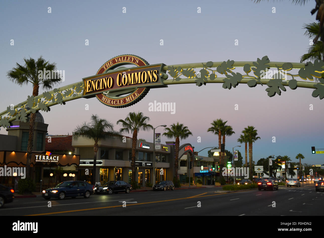 San Fernando Valley Restaurants Email