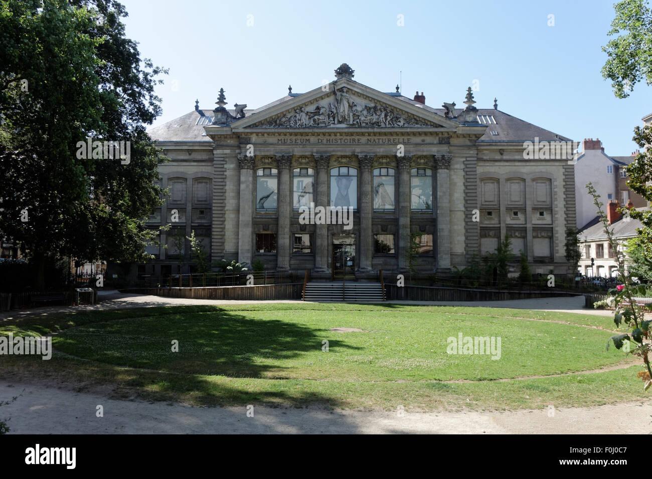 Natural History Museum Of Nantes