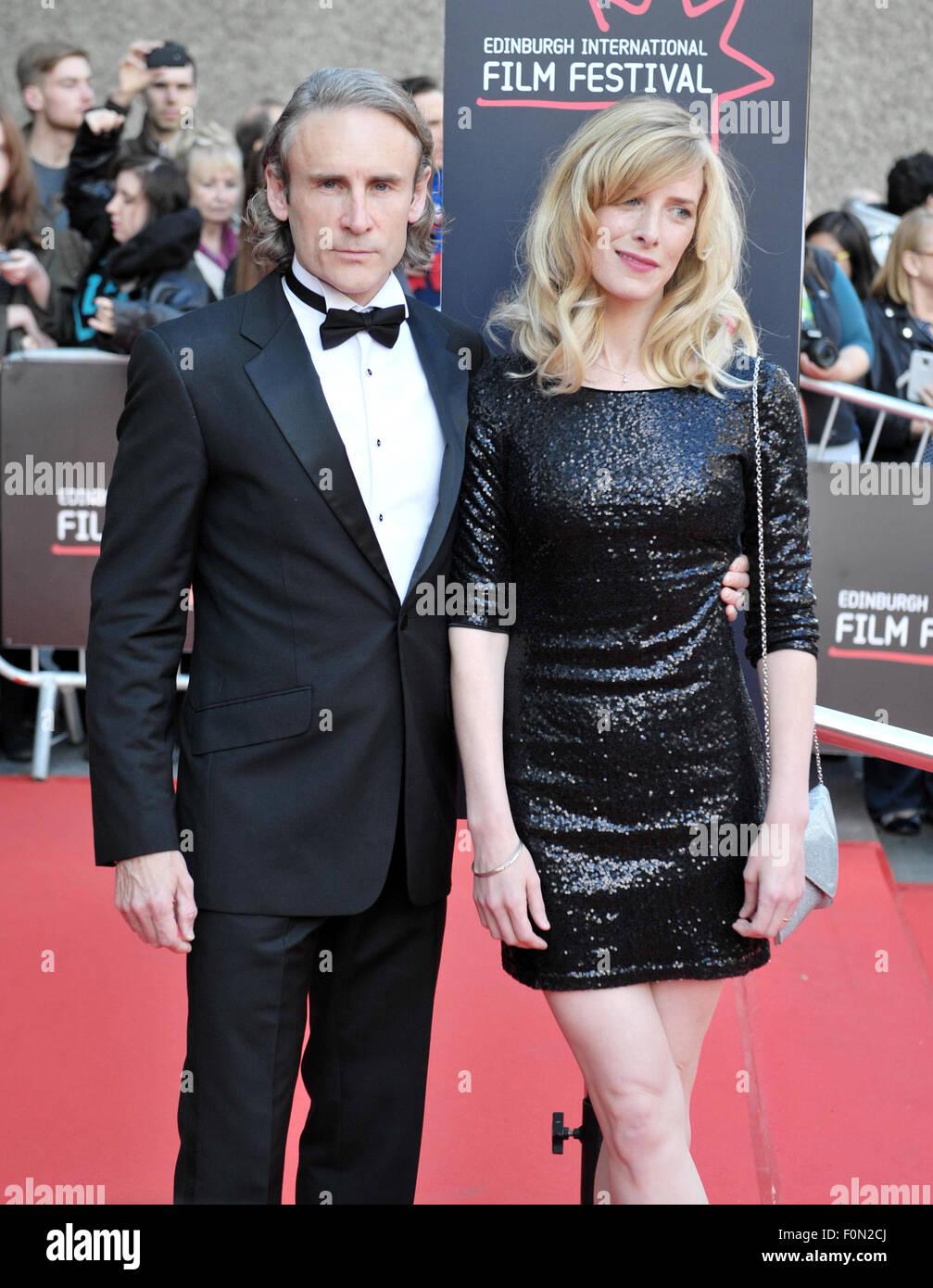 Arrivals at the Edinburgh International Film Festival ...