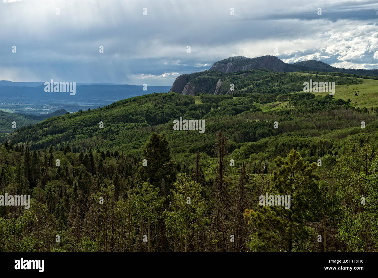 New mexico rio arriba county abiquiu - The Brazos Cliffs In Northern Rio Arriba County New Mexico As Seen From A