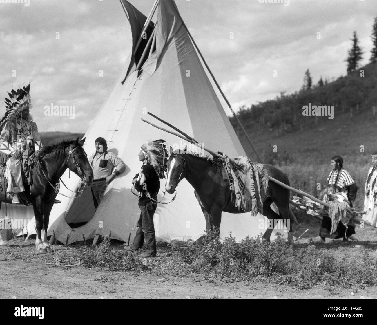 Native American Group The Sioux 53