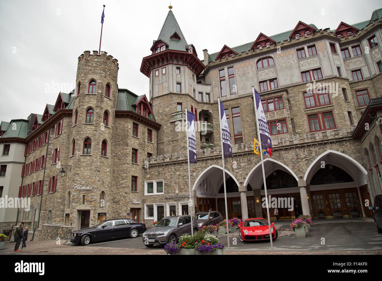 Badrutt S Palace Hotel