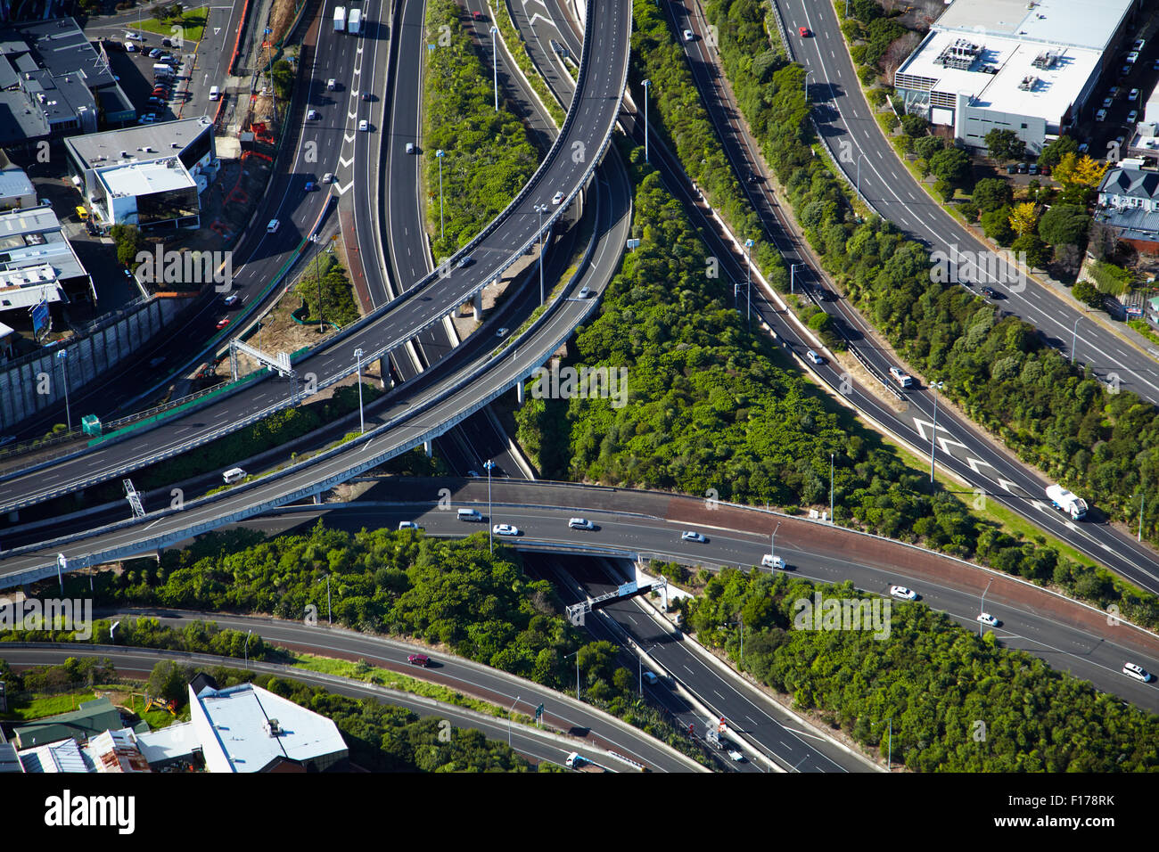 Z Newton Auckland Spaghetti Junction (of...
