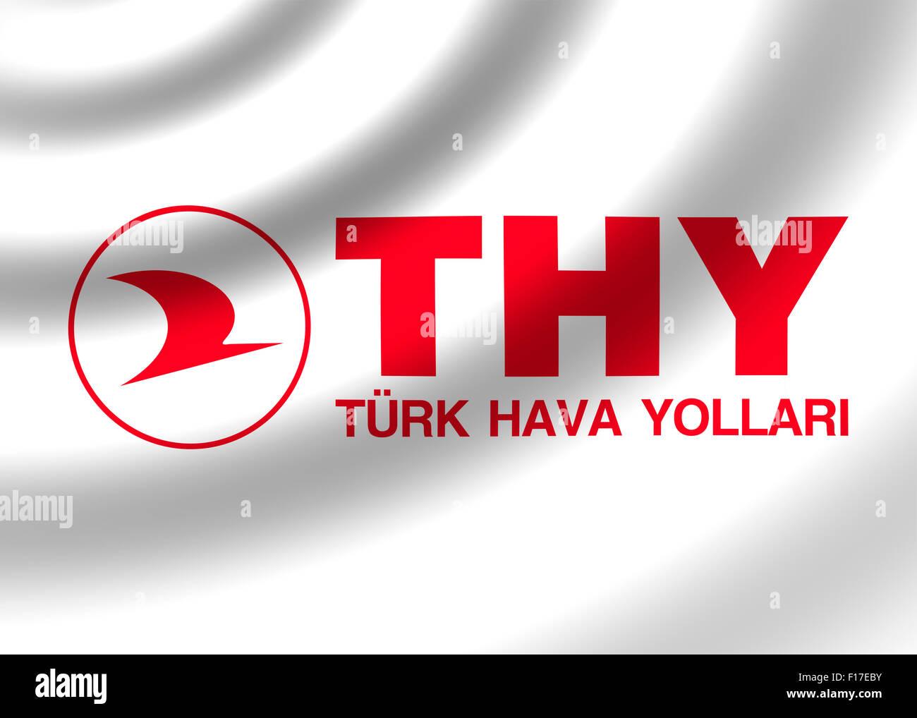 Turkish Airlines - THY - Turkish Airlines Logo - turkishairlines.com