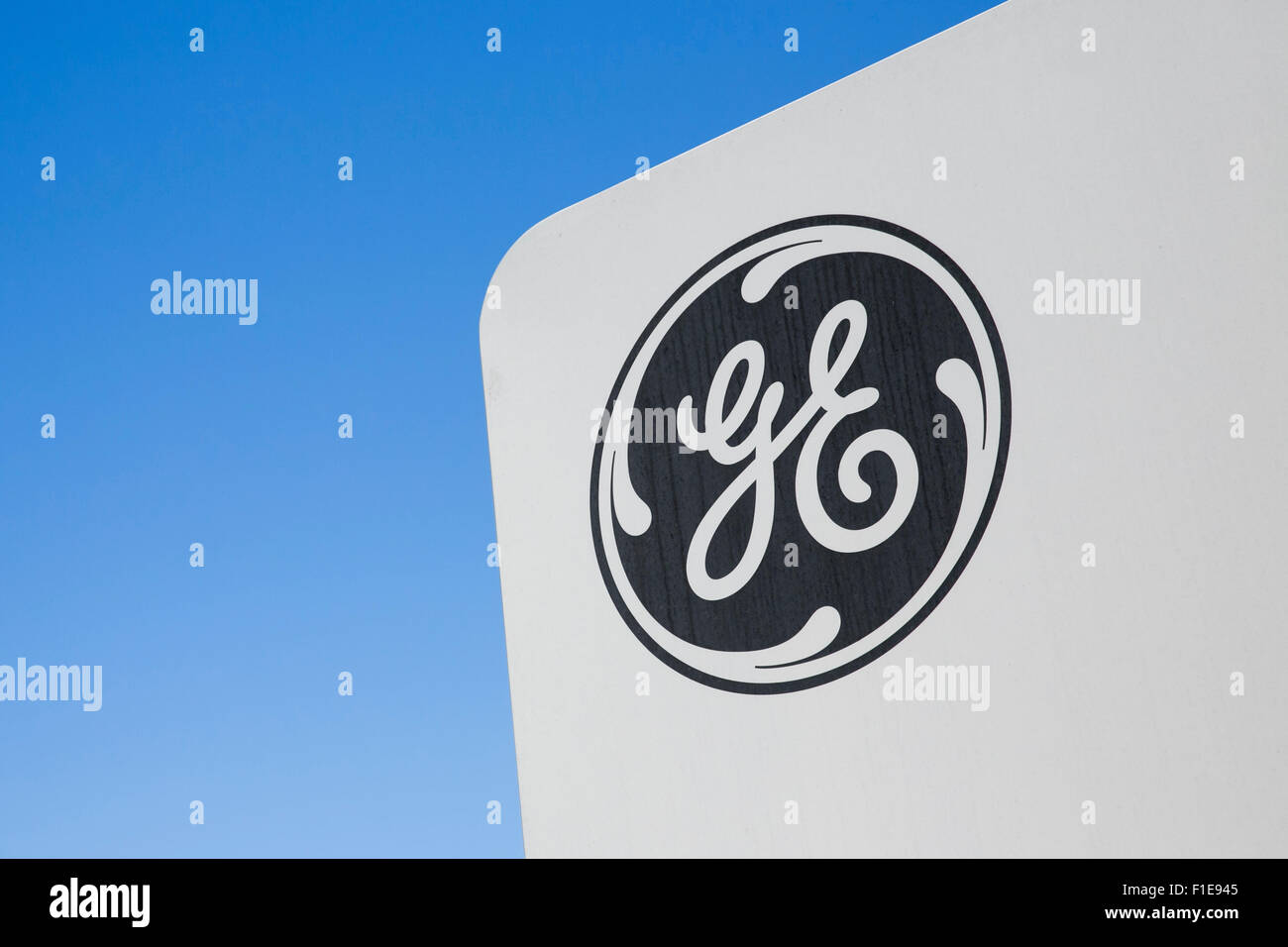 A logo sign outside of the general electric ge appliance park a logo sign outside of the general electric ge appliance park manufacturing facility in louisville kentucky on august 25 201 biocorpaavc Gallery