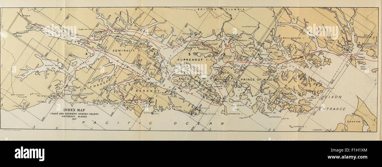 United States Coast Pilot Alaska Part Dixon Entrance To - Is alaska part of united states