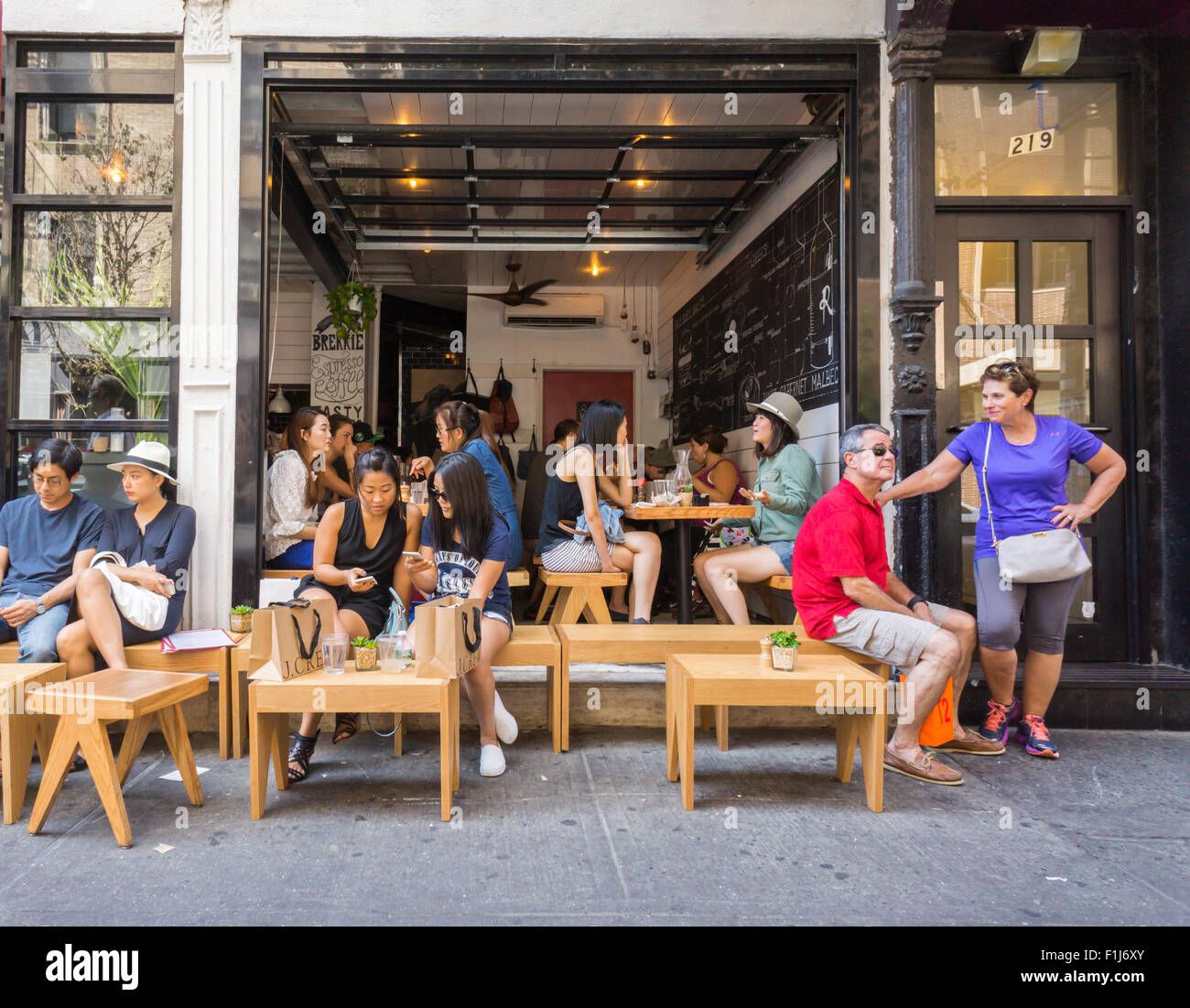 Outside Lunch Nyc The Best Outdoor Dining Restaurants NYC L A SF