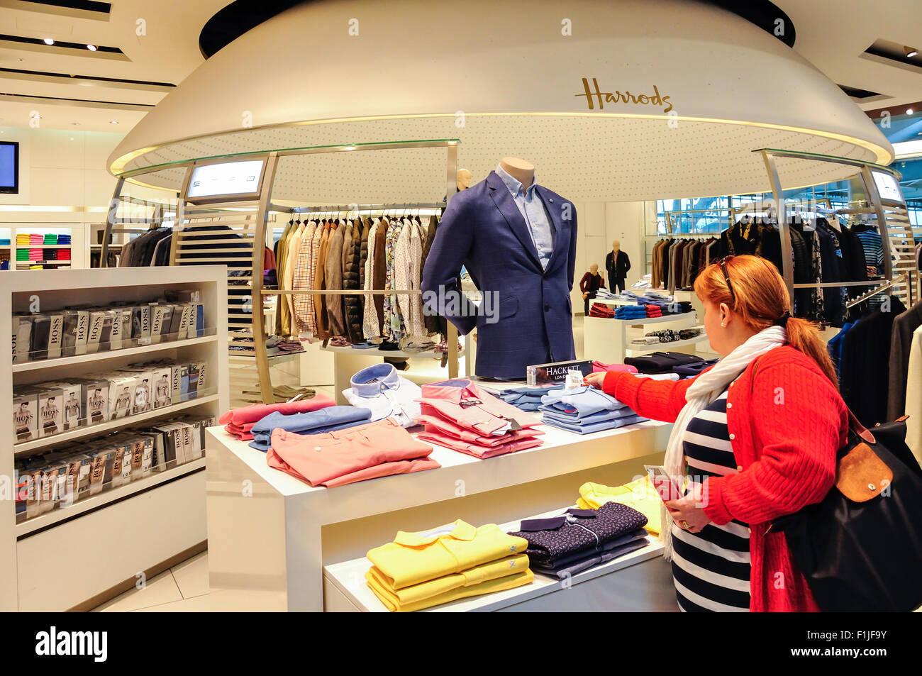 Harrods Fashion Airport Shop