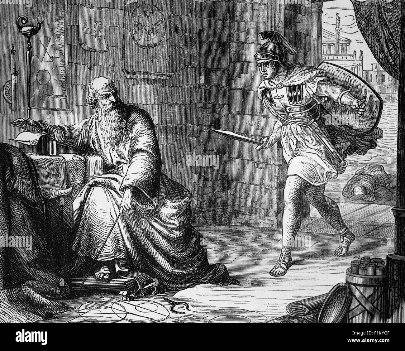 a history of archimedes the greek astronomer Archimedes of syracuse1  of the astronomer phidias    sources 1html.