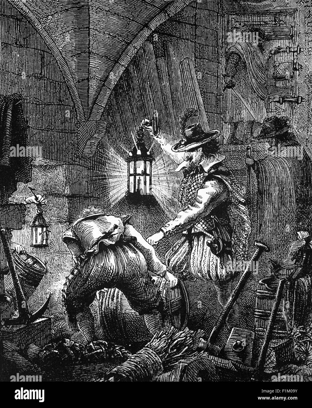 gunpowder plot All you need to know about the gunpowder plot of 1605 and why guy fawkes and robert catesby tried to blow up the houses of parliament.