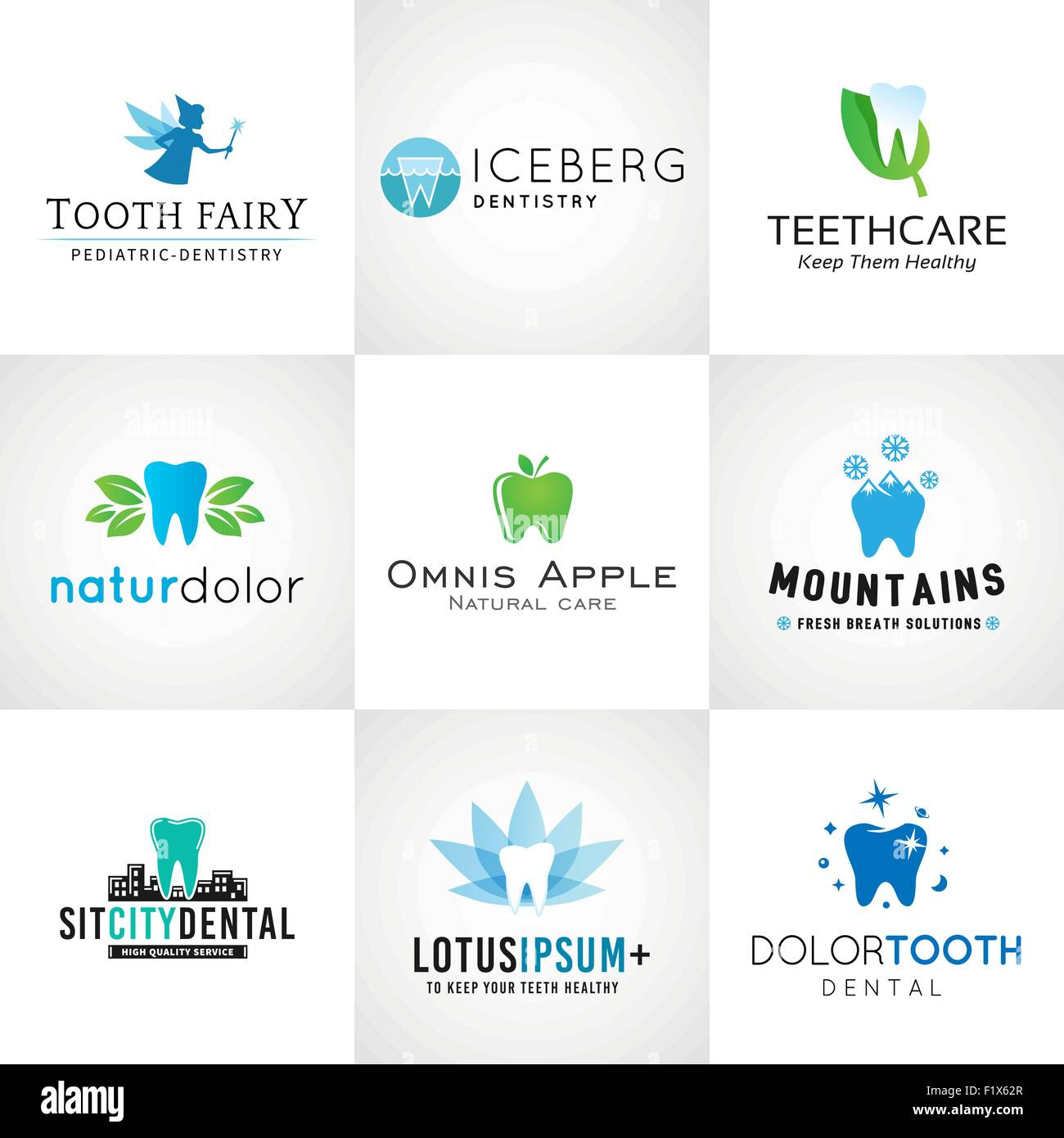 dental logos images