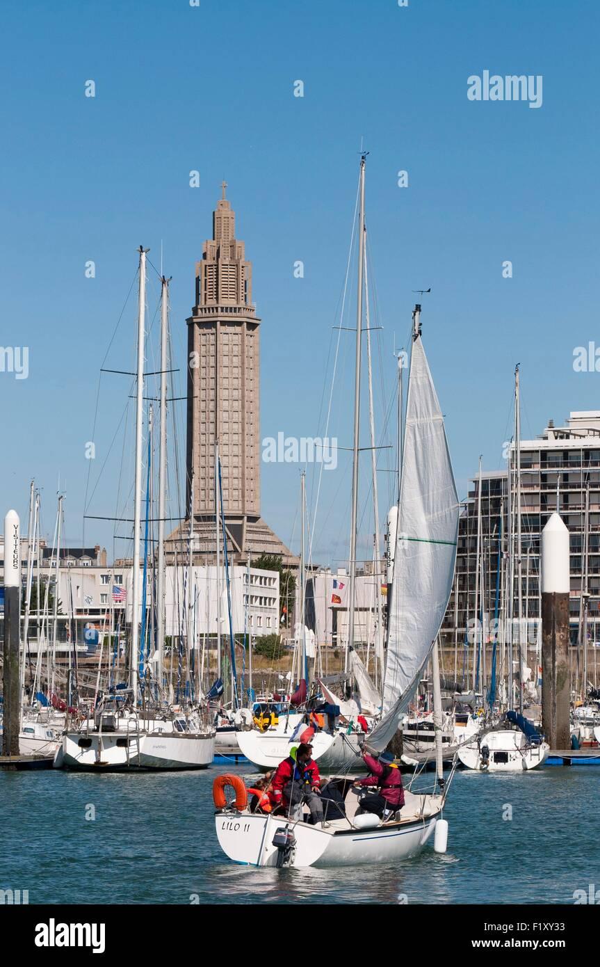 France seine maritime le havre city center rebuilt by for 3d architecture le havre