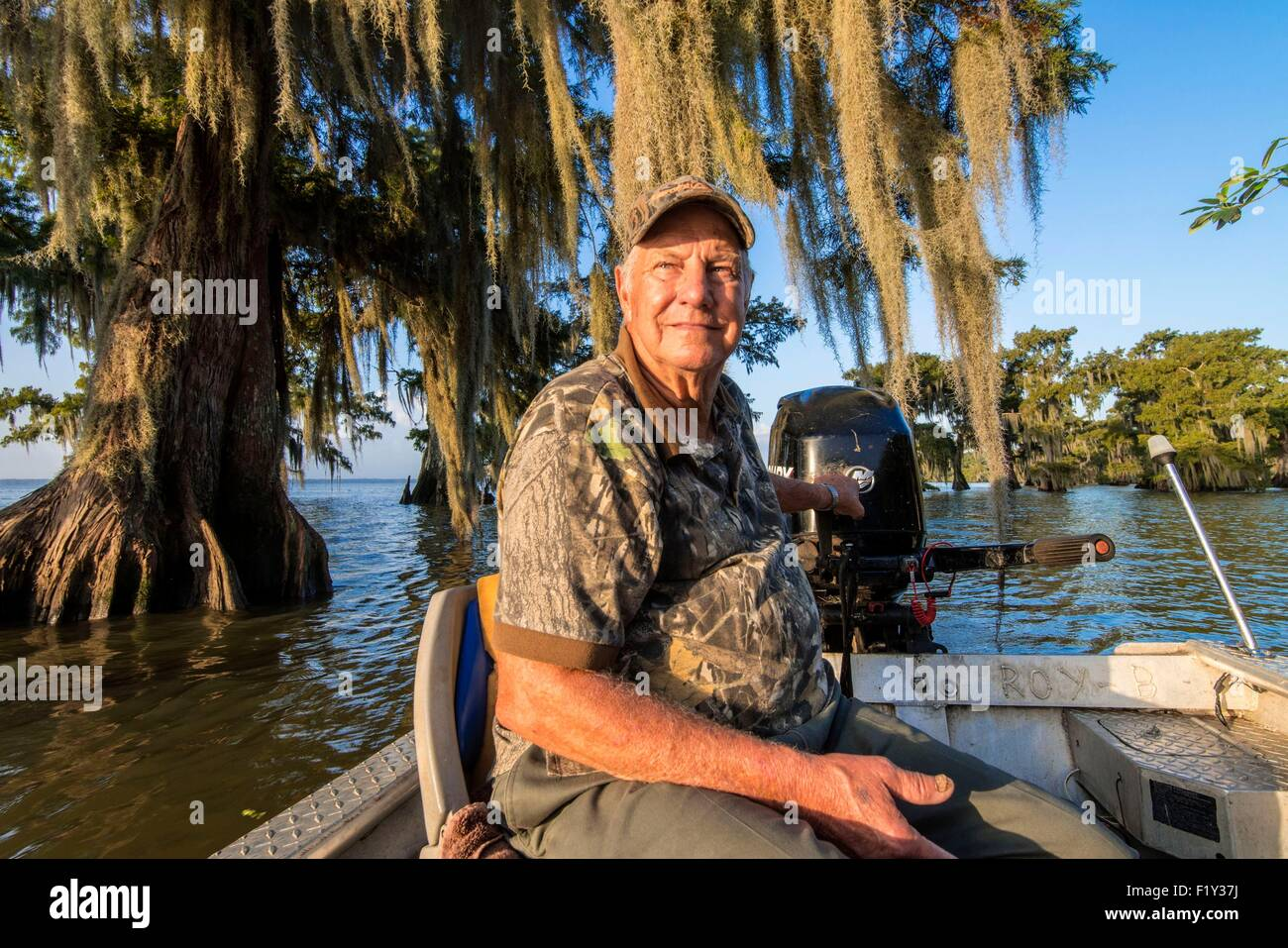 United states louisiana cajun roy blanchard hunting and for Best states for hunting and fishing