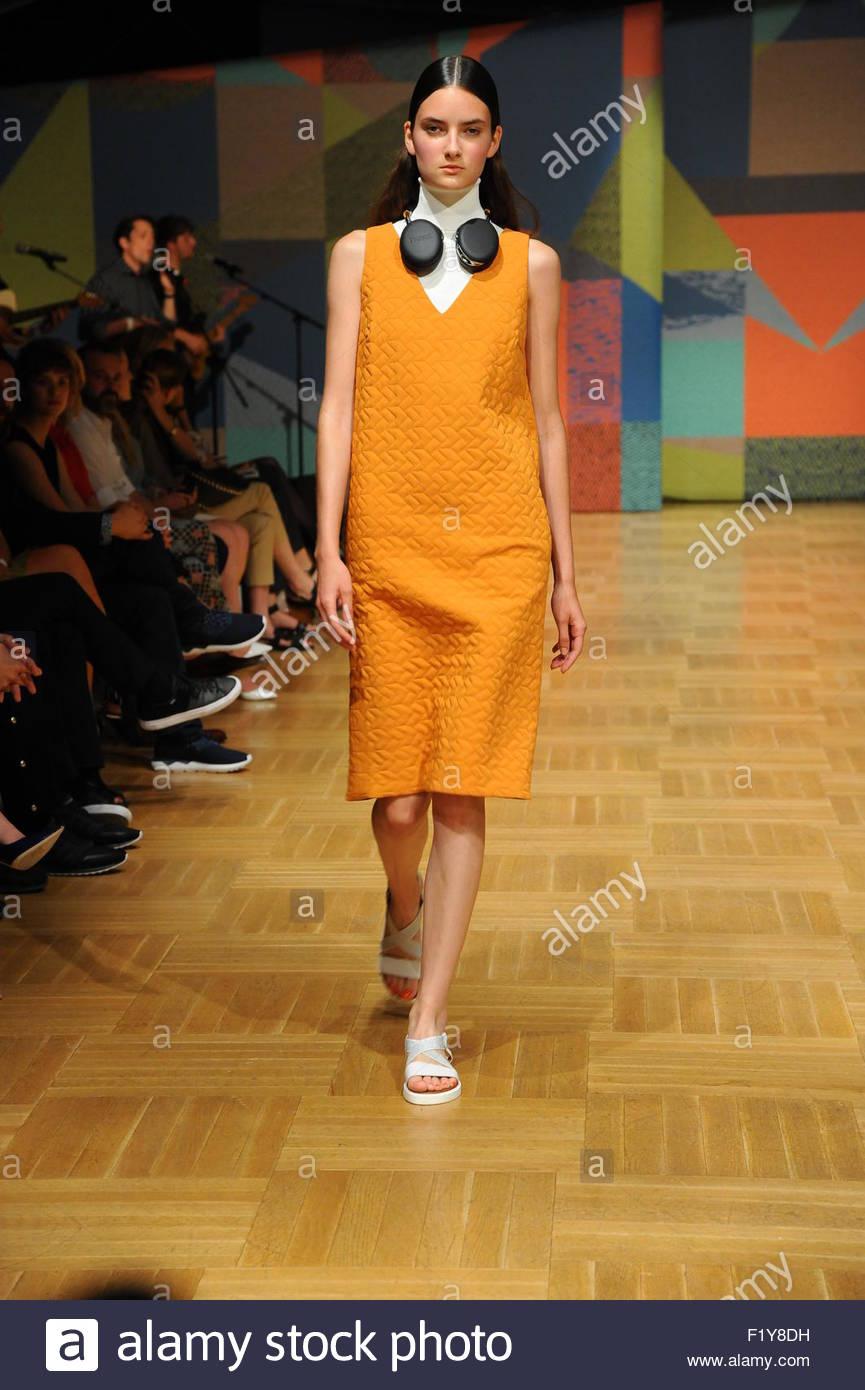 Rooms: Mercedes-Benz Fashion Week Berlin Spring/Summer 2016 At