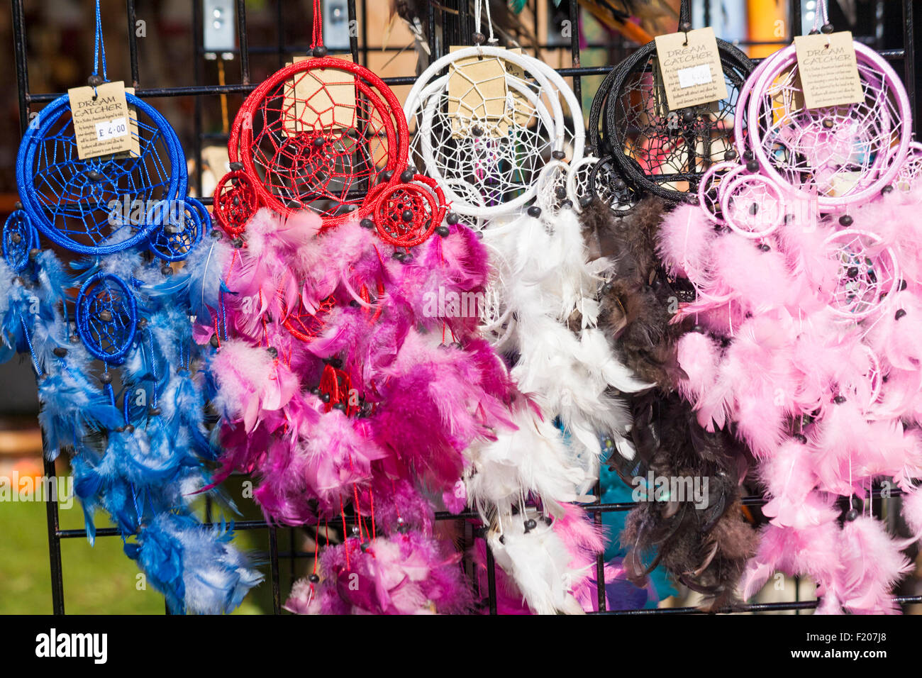 Dream Catchers For Sale Uk Dream catchers for sale on stall at Poole Thai Festival Dorset 9