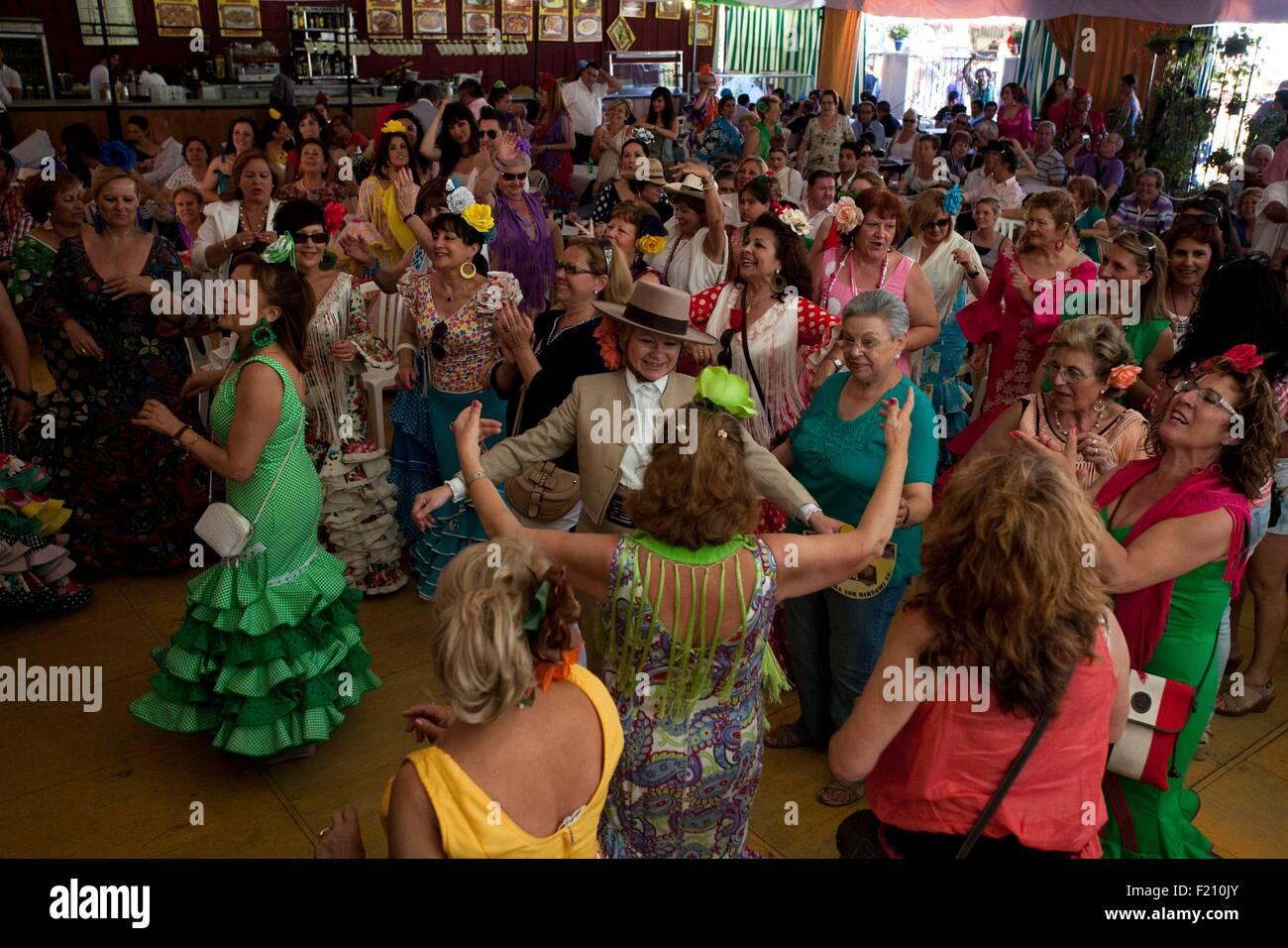 Spain andalusia cordoba feria de cordoba cordoba fair for Feria de artesanias cordoba 2016
