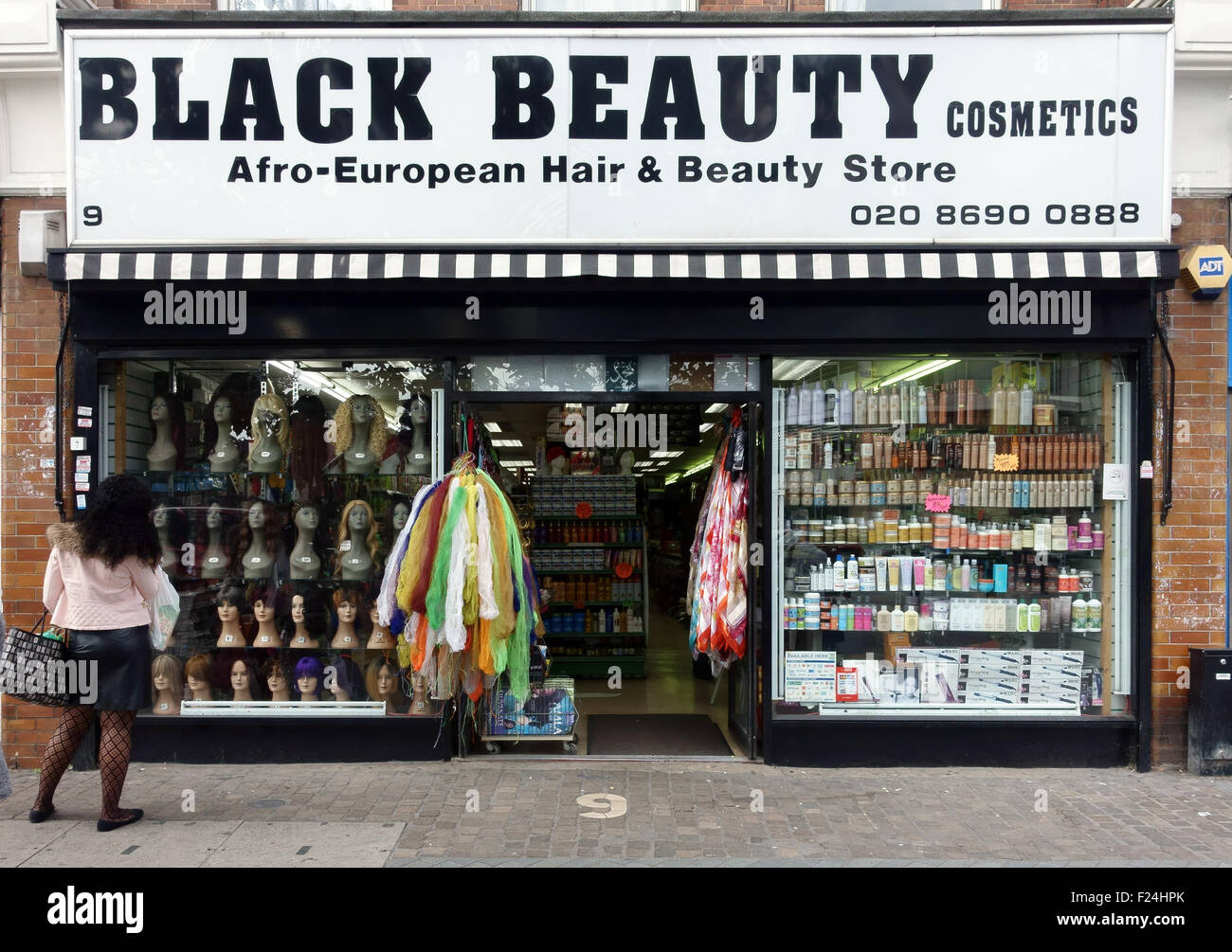 Beauty Supply Store Shelving and Fixtures Beauty