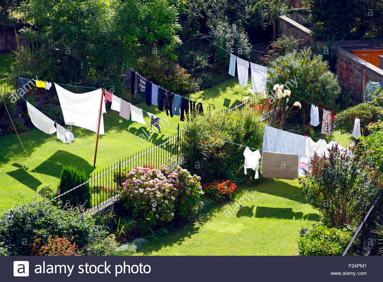 Sweet Back Gardens Stock Photos  Back Gardens Stock Images  Alamy With Entrancing Washing Line Clothes Drying In Suburban Back Gardens  Stock Image With Breathtaking Garden Front Also Garden Wall Ideas Design In Addition Fencing For Gardens And Watch The Constant Gardener Online As Well As Walled Garden Design Ideas Additionally Gardens In Wicklow From Alamycom With   Entrancing Back Gardens Stock Photos  Back Gardens Stock Images  Alamy With Breathtaking Washing Line Clothes Drying In Suburban Back Gardens  Stock Image And Sweet Garden Front Also Garden Wall Ideas Design In Addition Fencing For Gardens From Alamycom