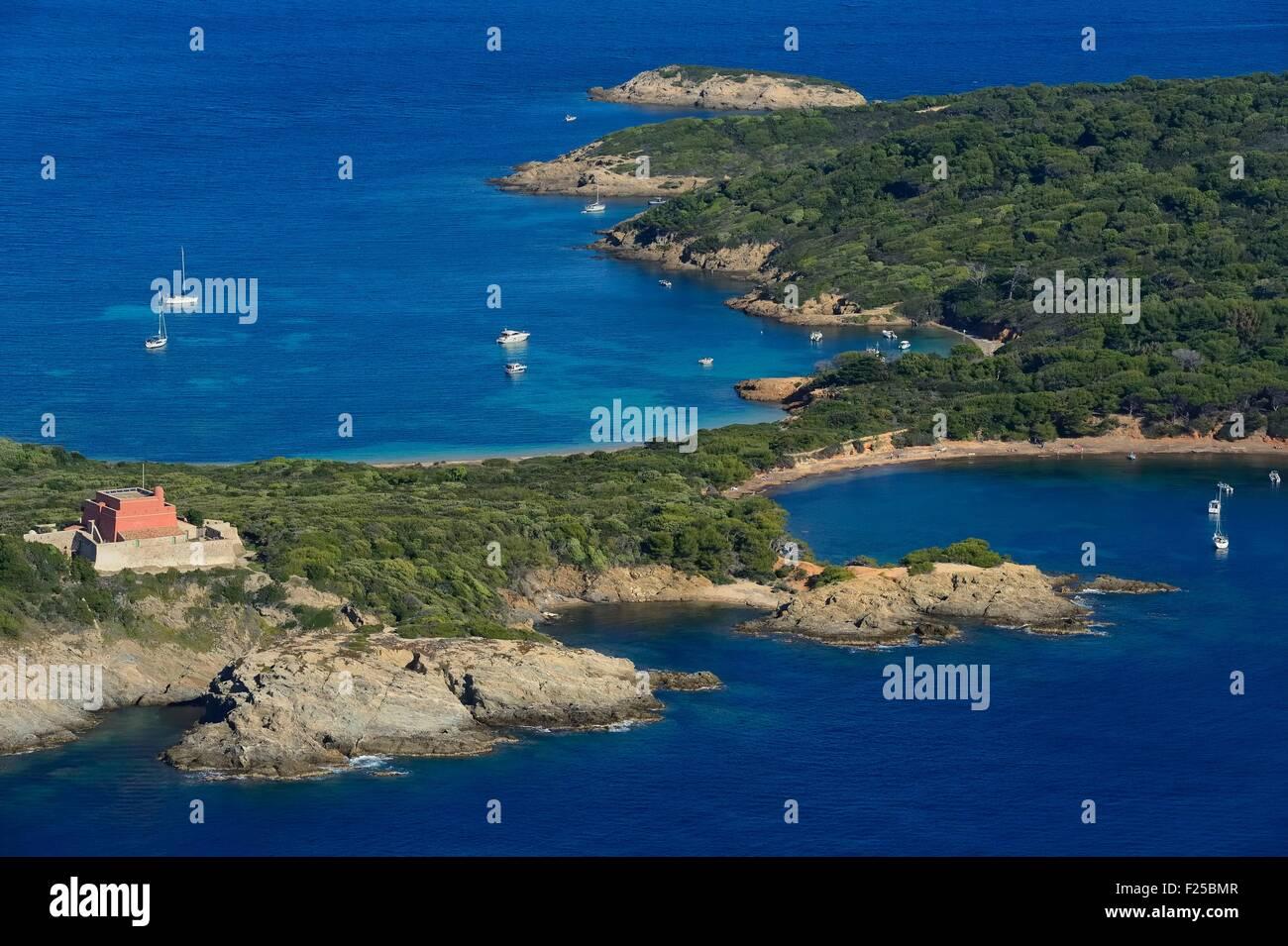 France Var Iles DHyeres Parc National De Port Cros National - Location port cros