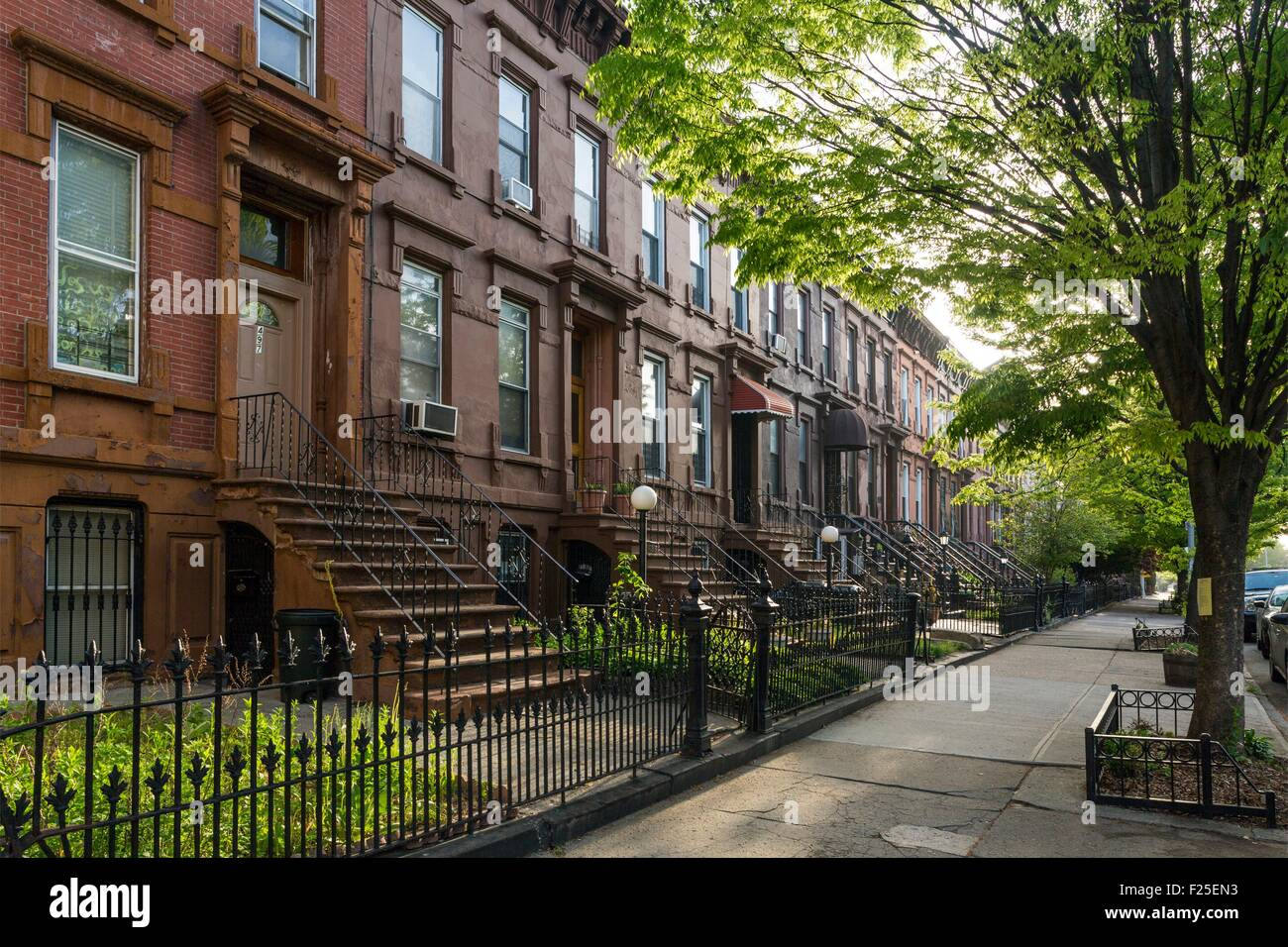 United states new york brooklyn bedford stuyvesant for Buying a house in brooklyn