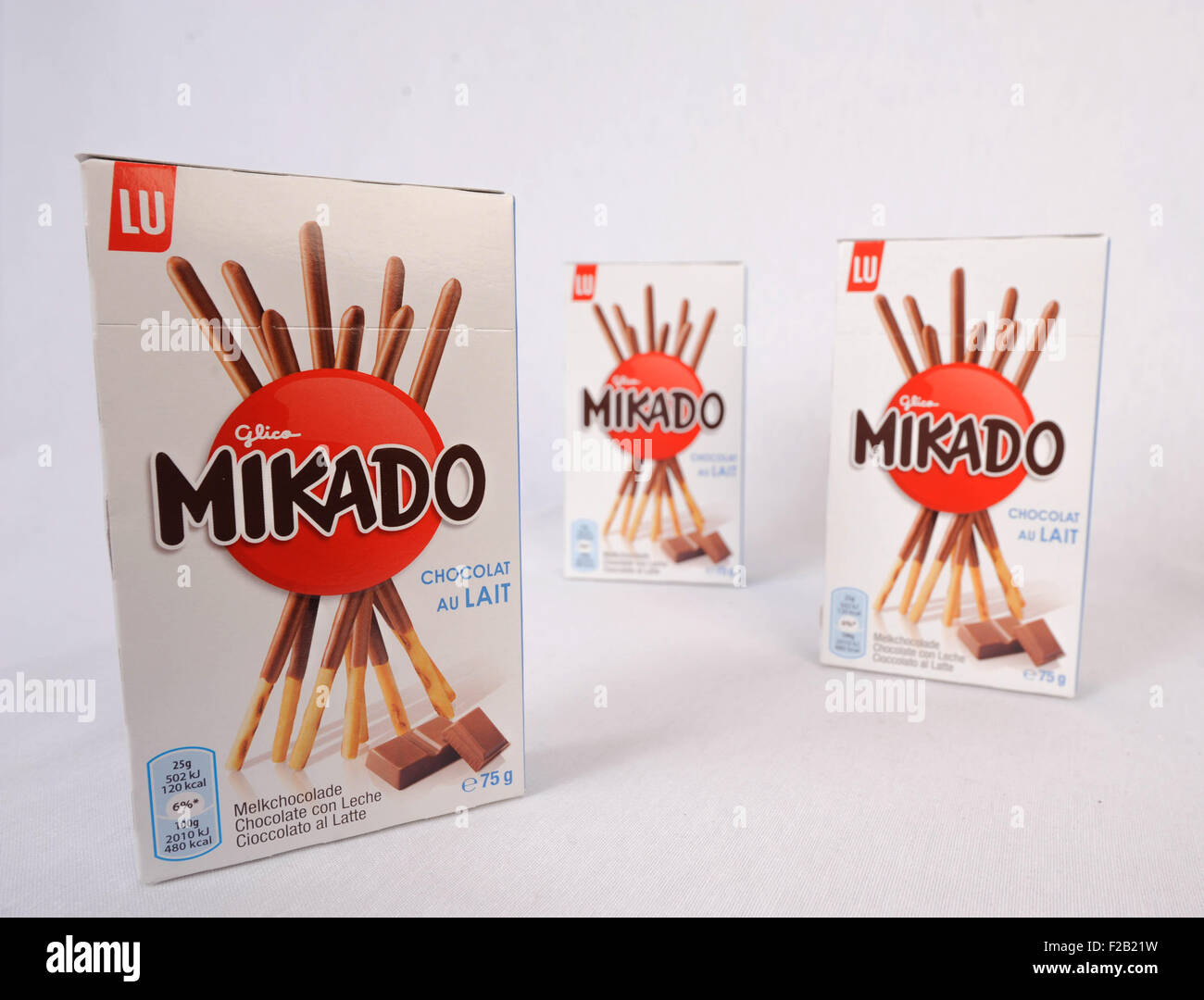 how to make pocky biscuits