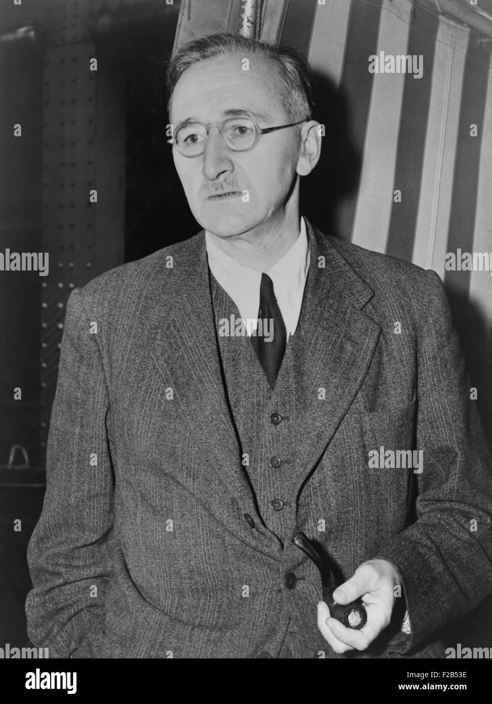 Friedrich August von Hayek's 1944 book, 'The Road to Serfdom ...
