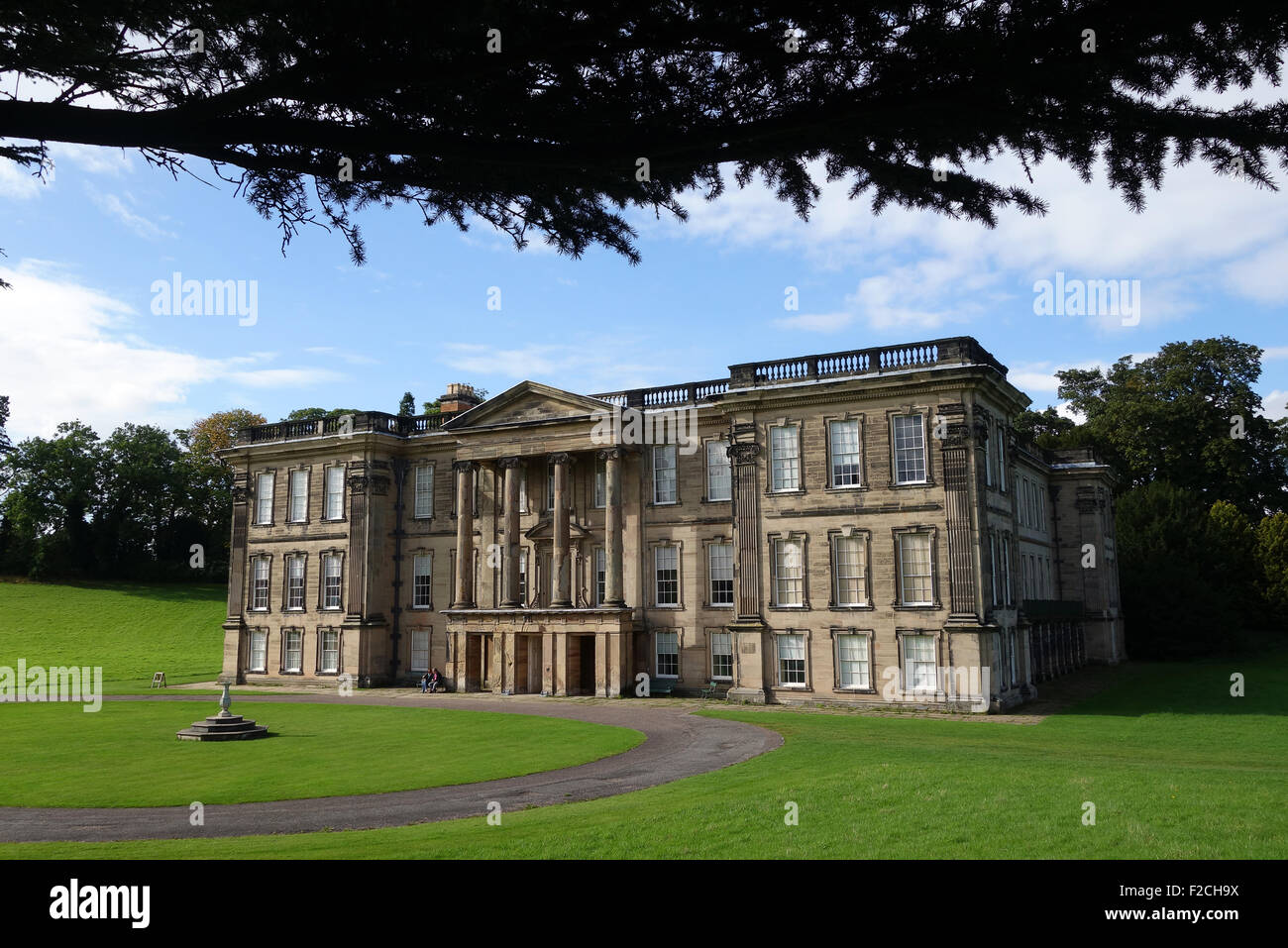 Calke abbey derbyshire country house stately home uk stock for Country house online