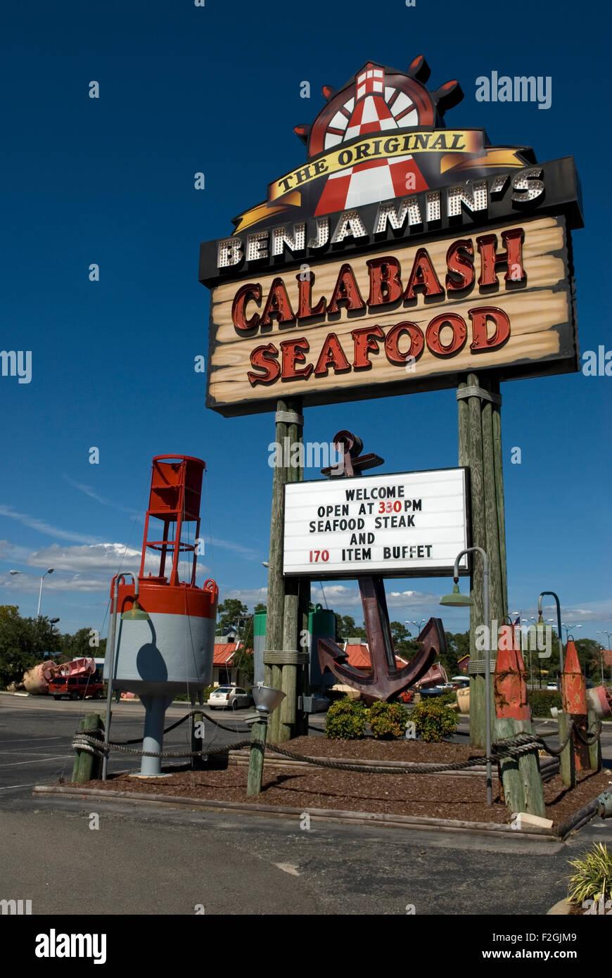 Calabash Seafood Restaurant Myrtle Beach