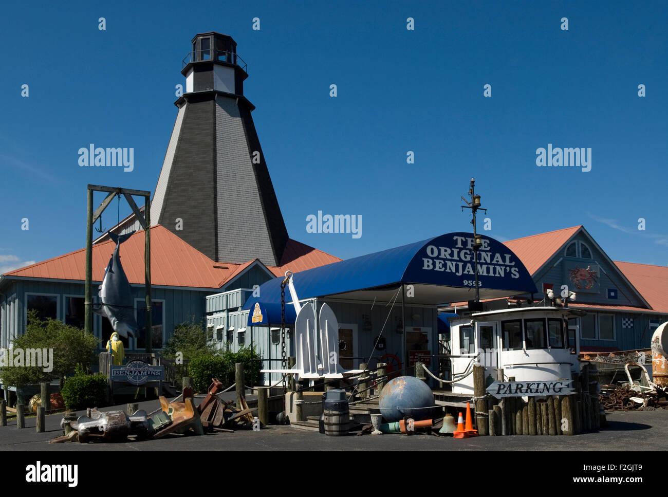 Local Seafood Restaurant North Myrtle Beach