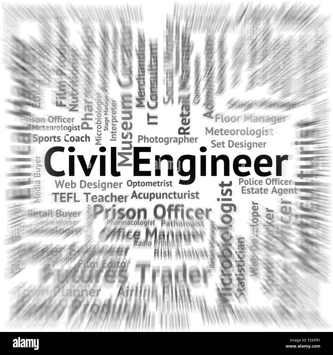 Civil Engineer Meaning Work Occupation And Text  Civil Engineer