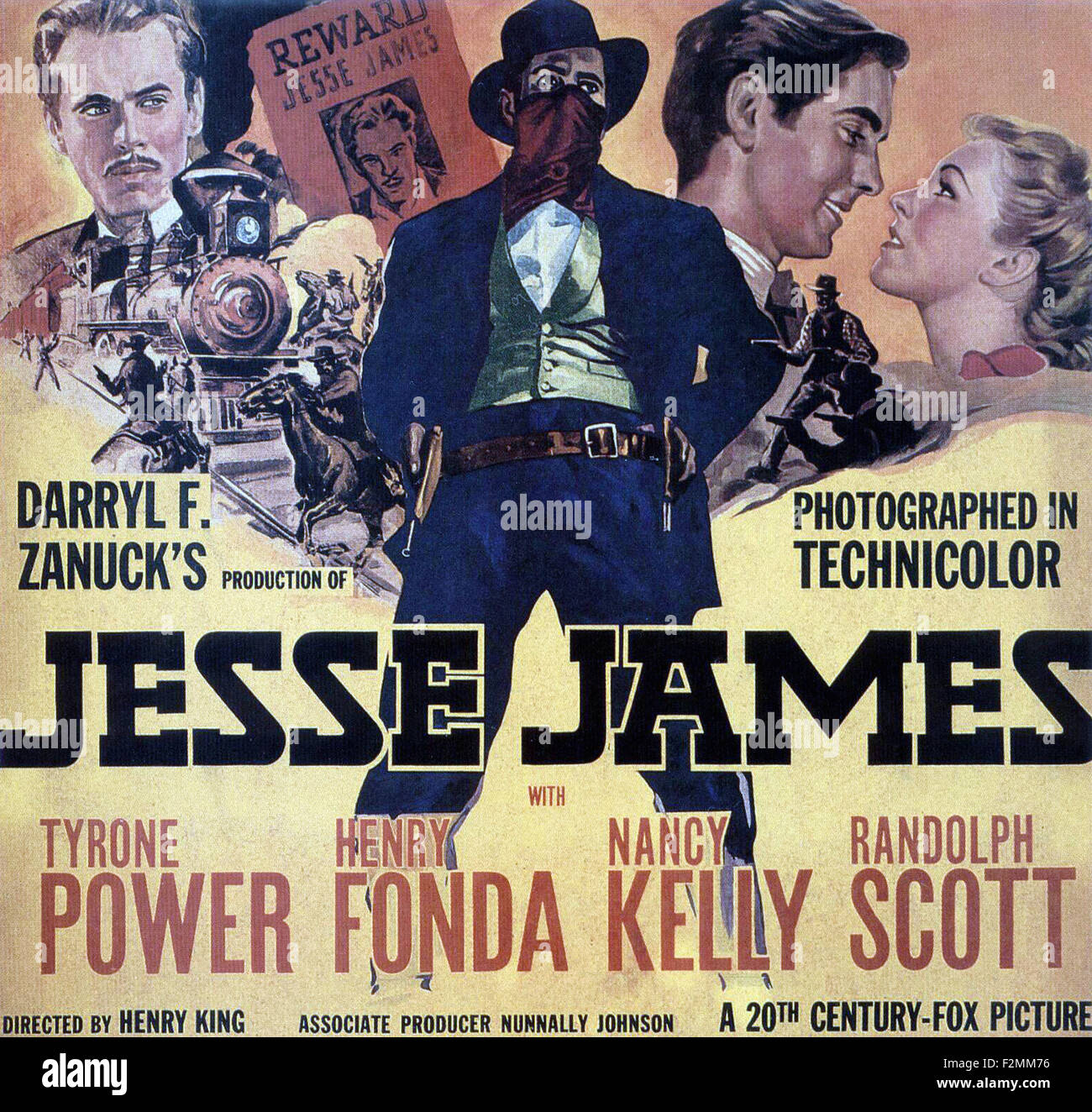Image result for jesse james movie poster