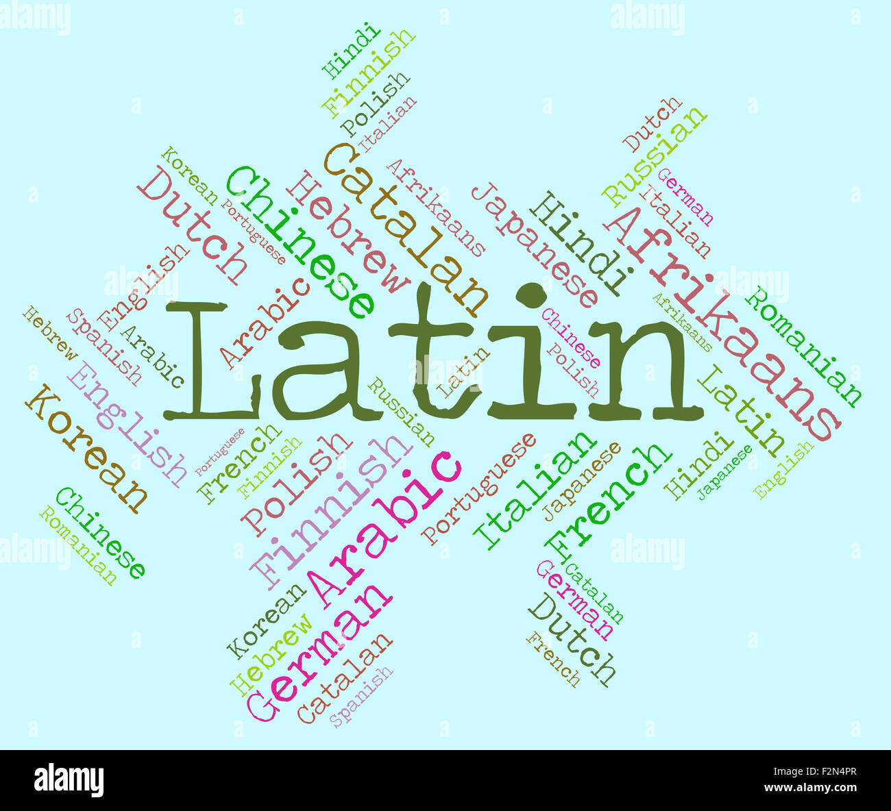 Latin Dialect 65