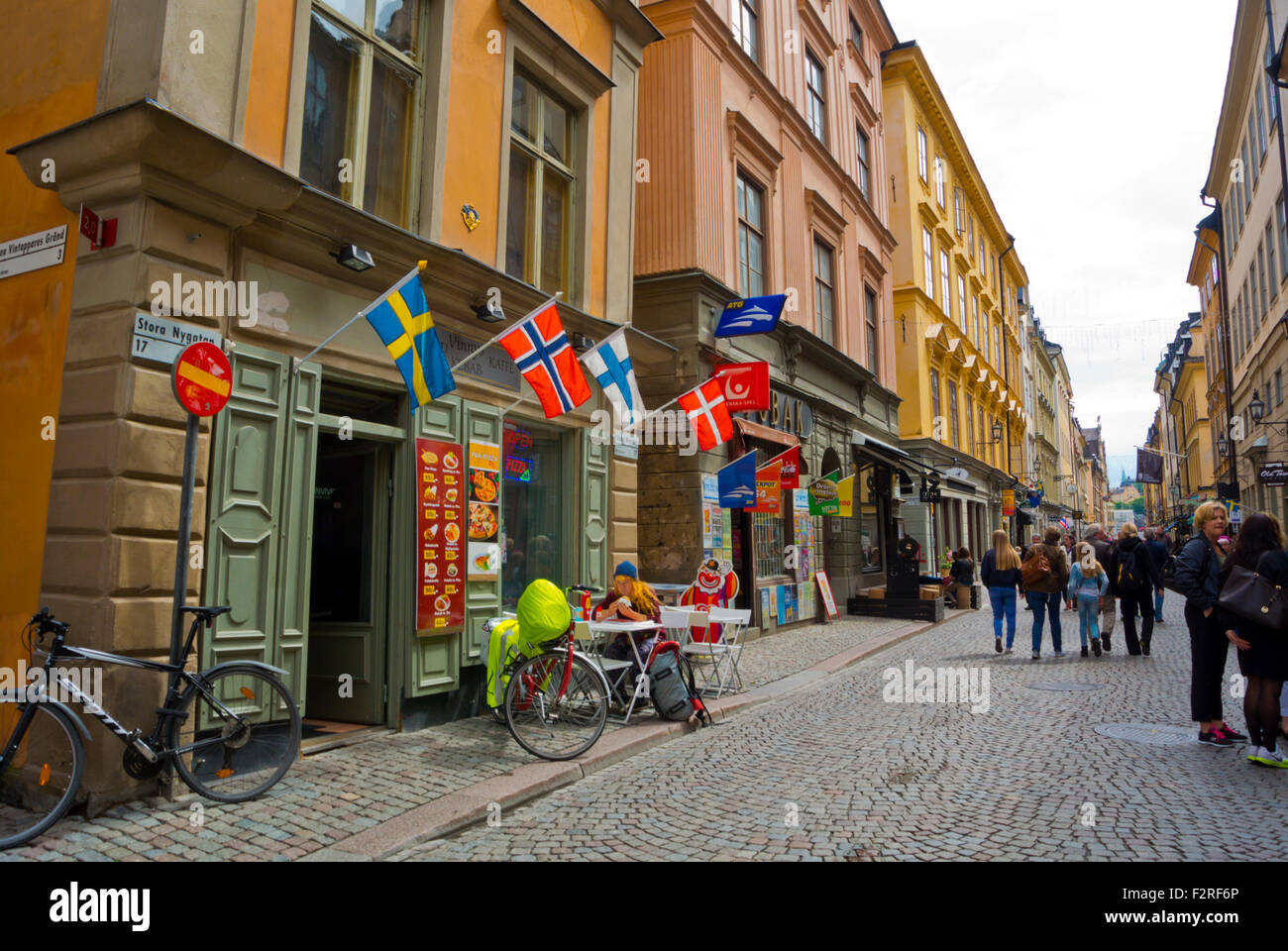 Top 10 restaurants in Stockholm's Old Town - View Stockholm