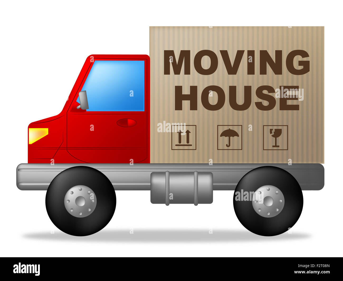 Moving House Meaning Change Of Address And Buy New Home – Free Change of Address