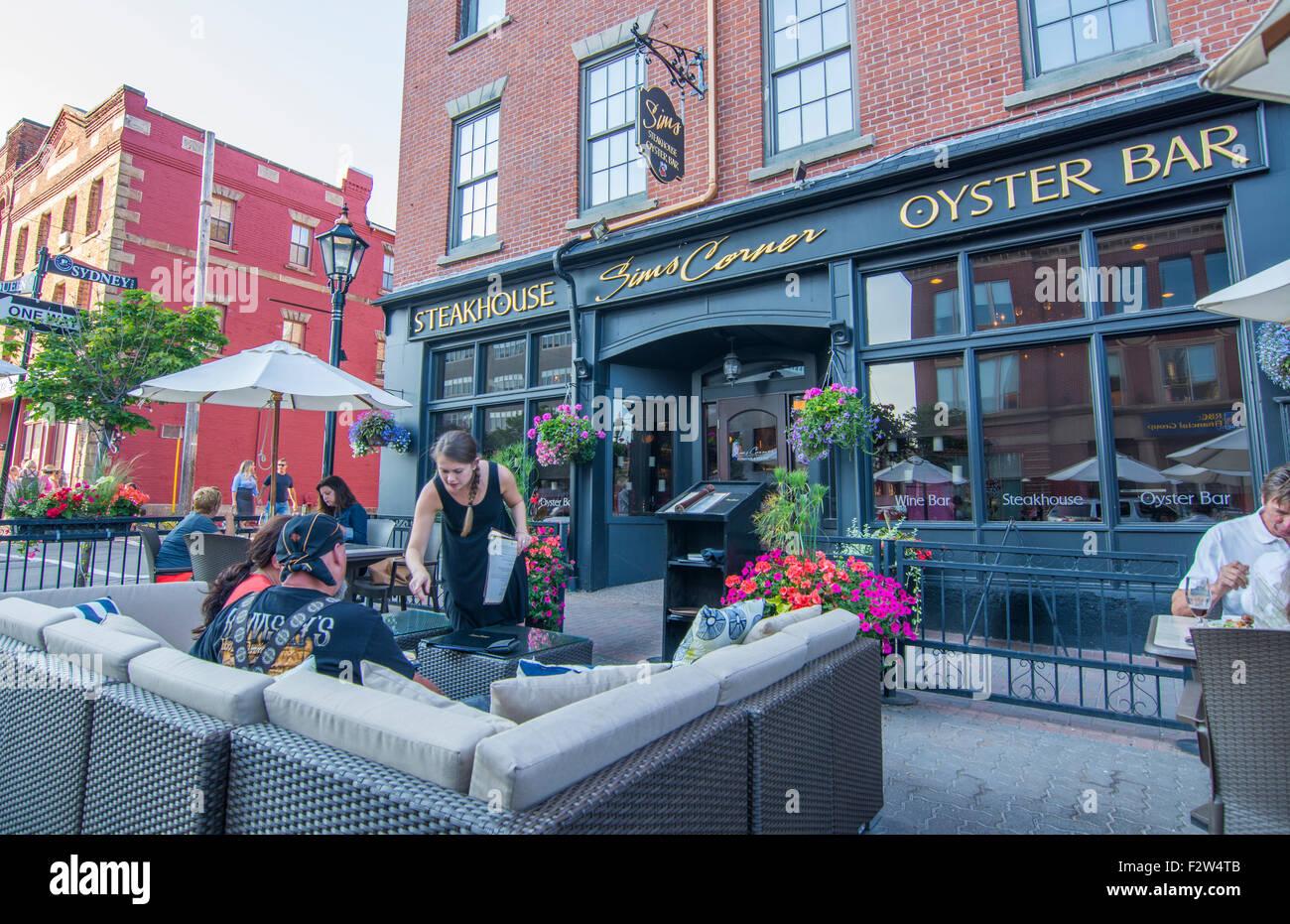 Prince Street Restaurant Charlottetown
