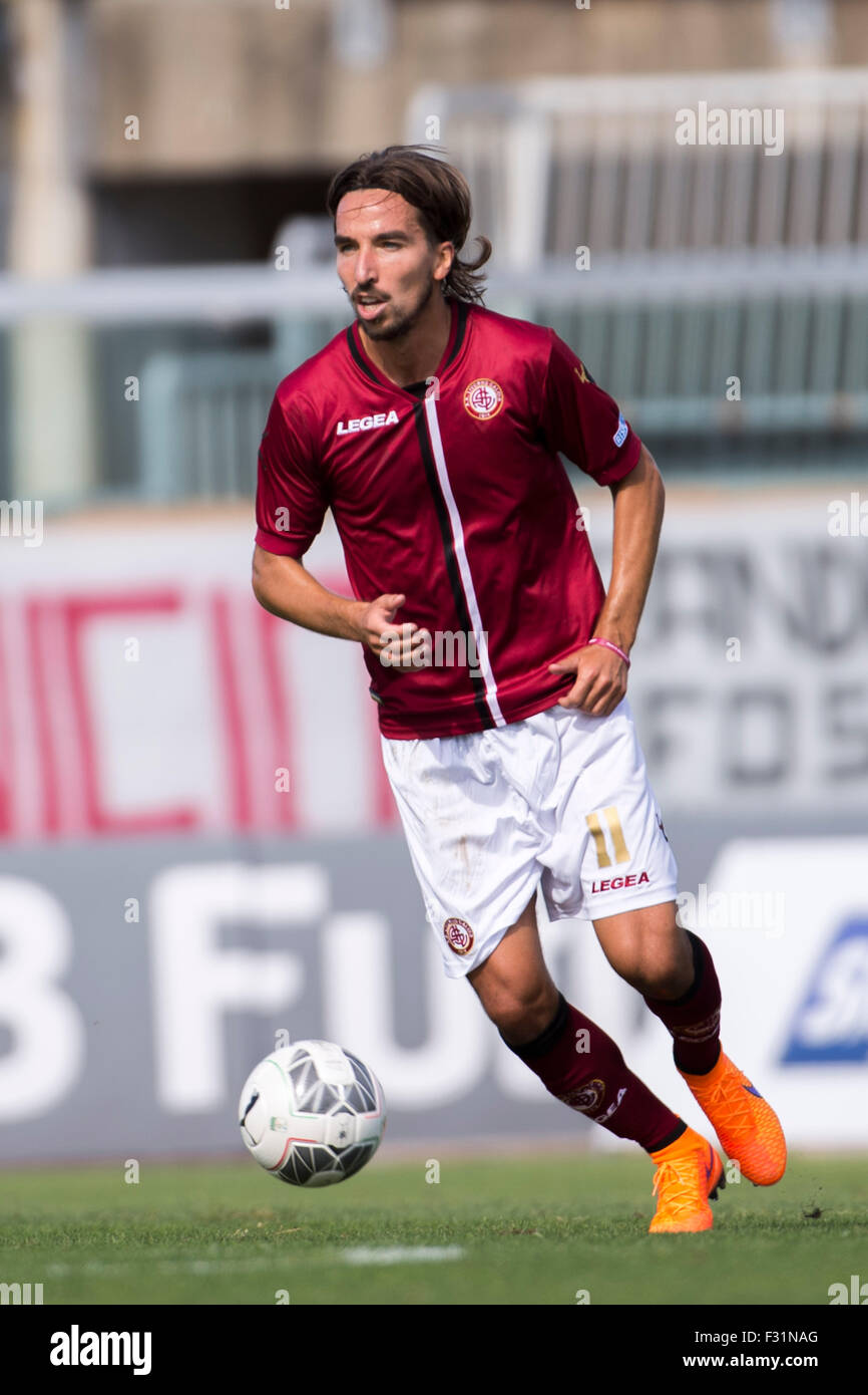Livorno Italy 26th Sep 2015 Alessandro Lambrughi Livorno