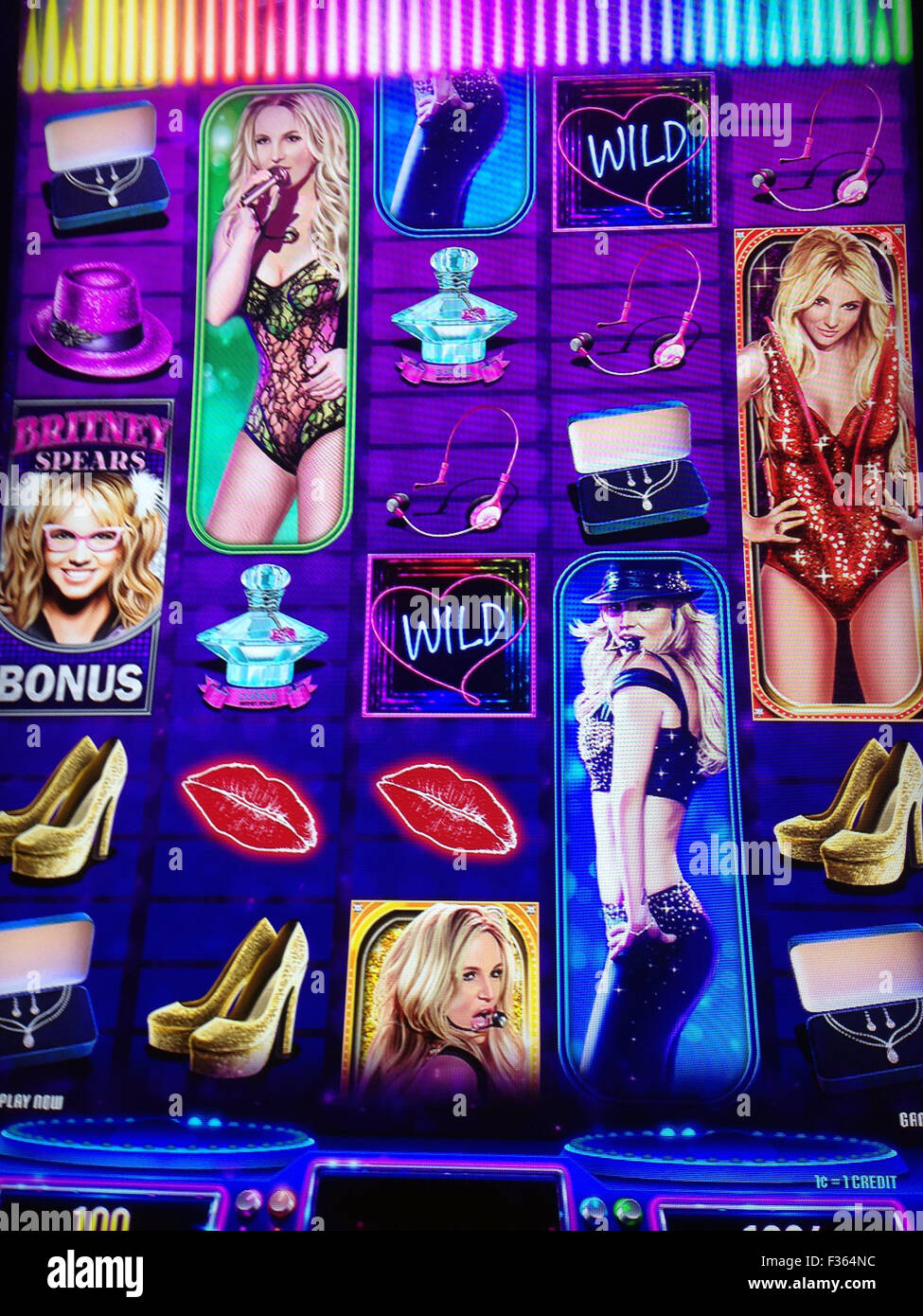 Britney spears slot machine online tim west poker twitter