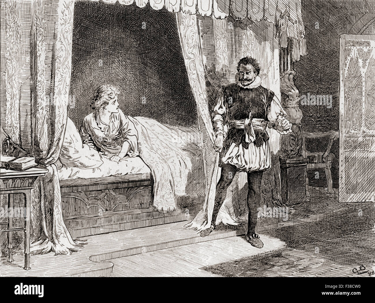 act v othello In this lesson, we will discuss act 5, scene 1, of shakespeare's ''othello'' in which iago manipulates roderigo into trying to kill cassio.