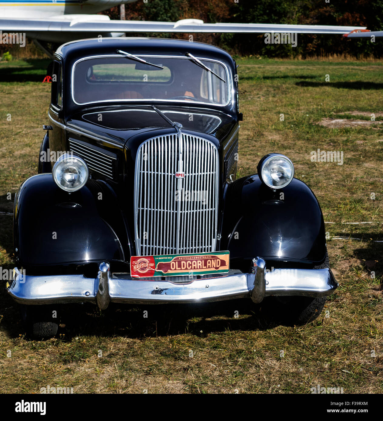 Opel, 1937 -- Old Car Land is the biggest retro cars festival held ...