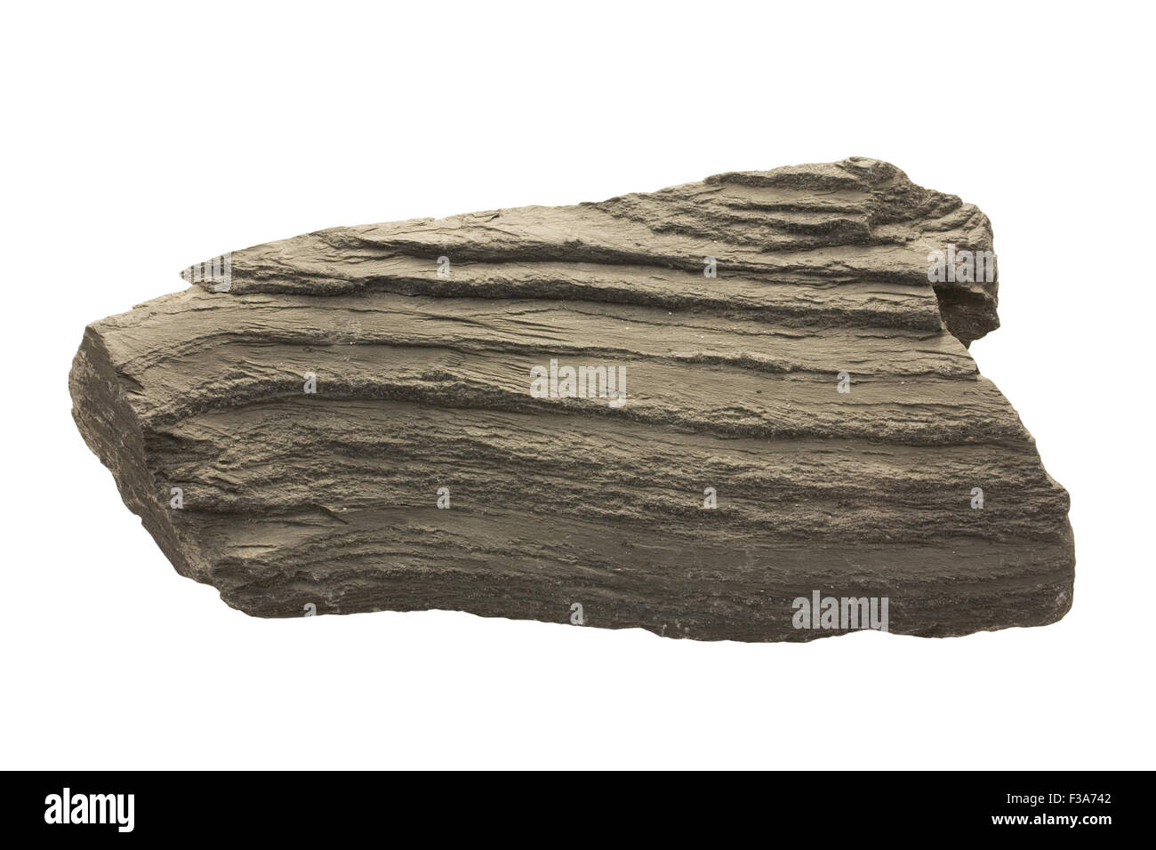 Slate (metamorphic rock Stock Photo, Royalty Free Image ...