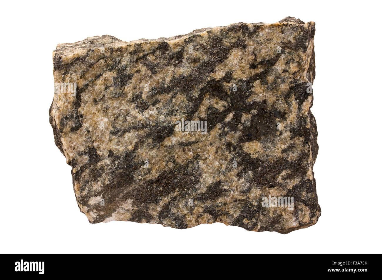Monzonite rock sample Stock Photo, Royalty Free Image: 88121227 ...