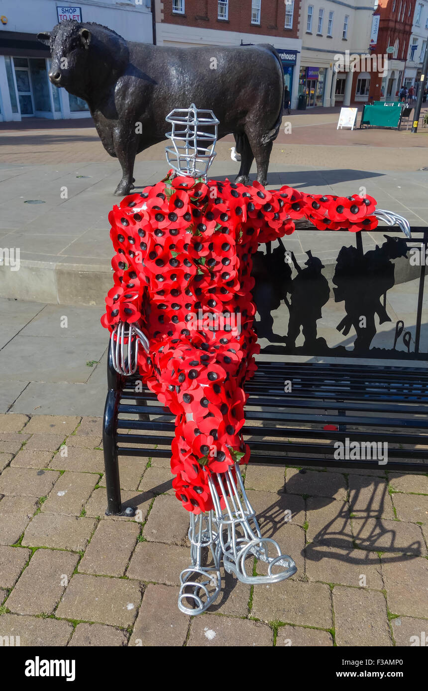 poppy man stock photos u0026 poppy man stock images alamy