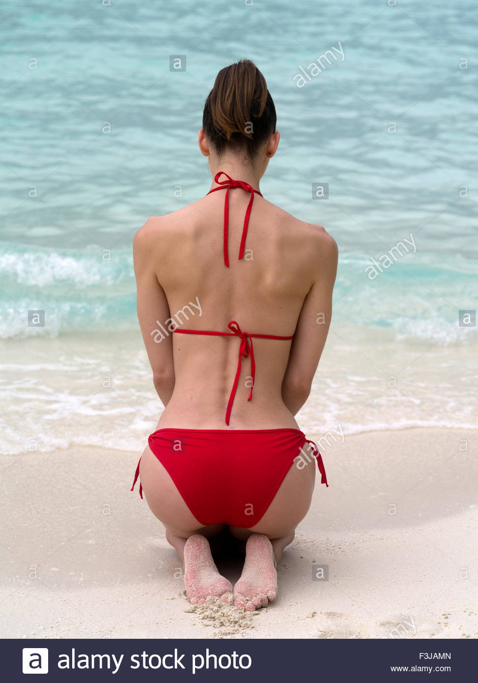 girl bikini rearview images - usseek.com