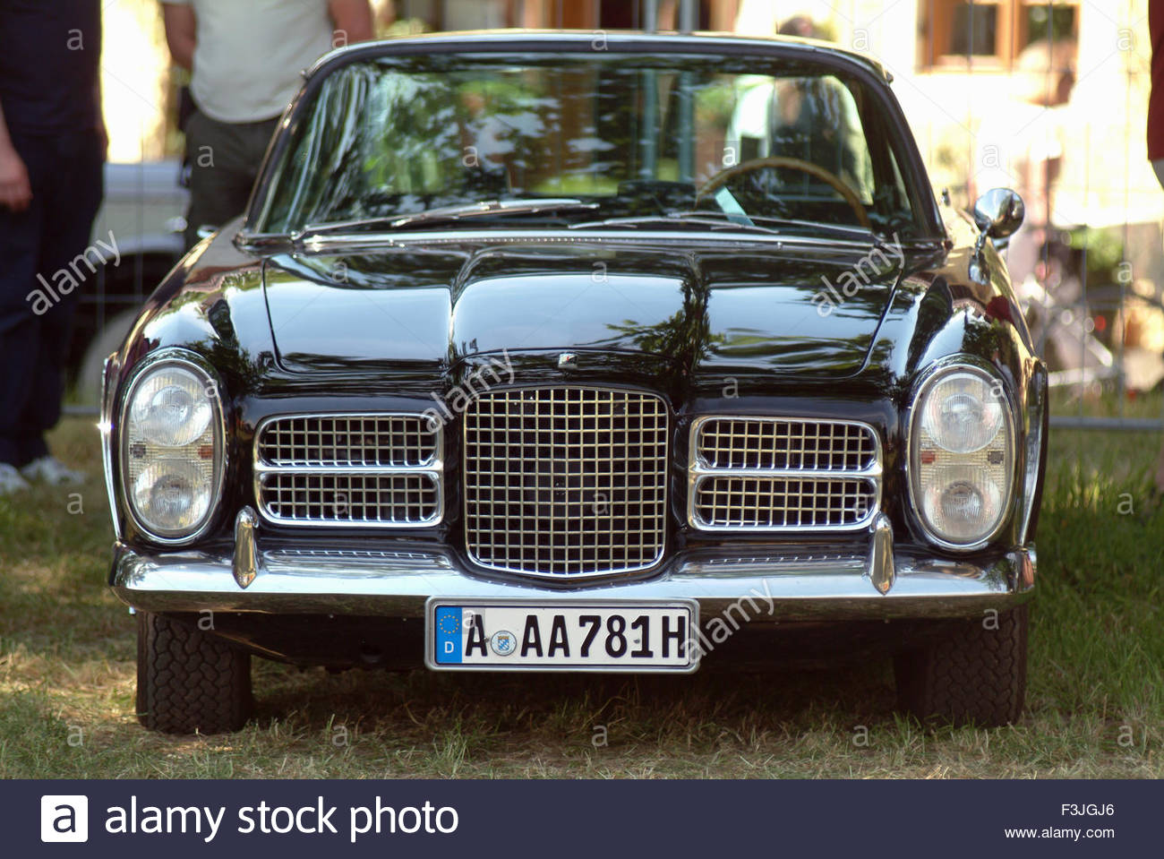 Old german mercedes benz car germany stock photo for Mercedes benz deutschland