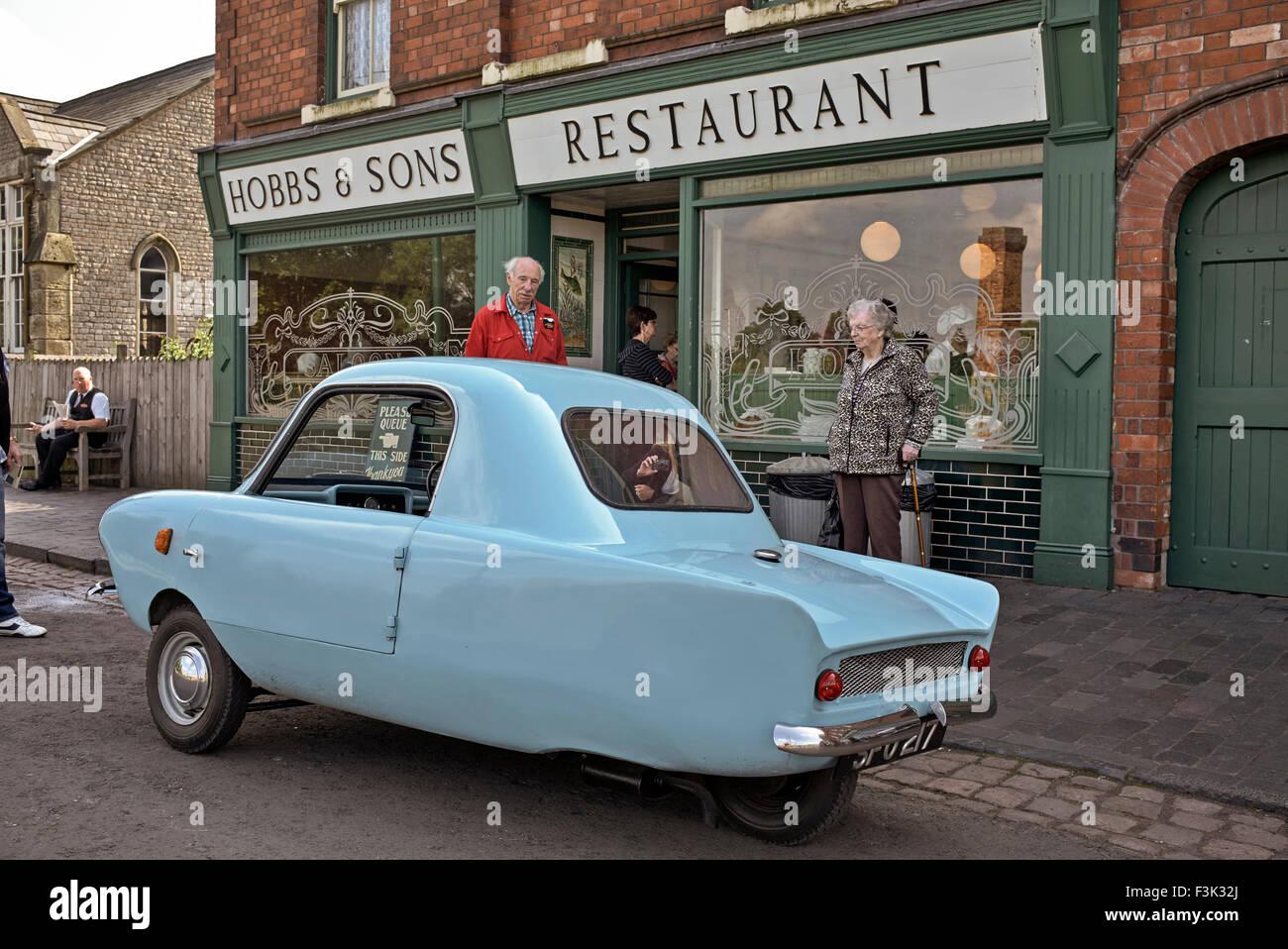 Vintage 1958 Quot Frisky Quot Fibreglass 3 Wheeled Car Made By