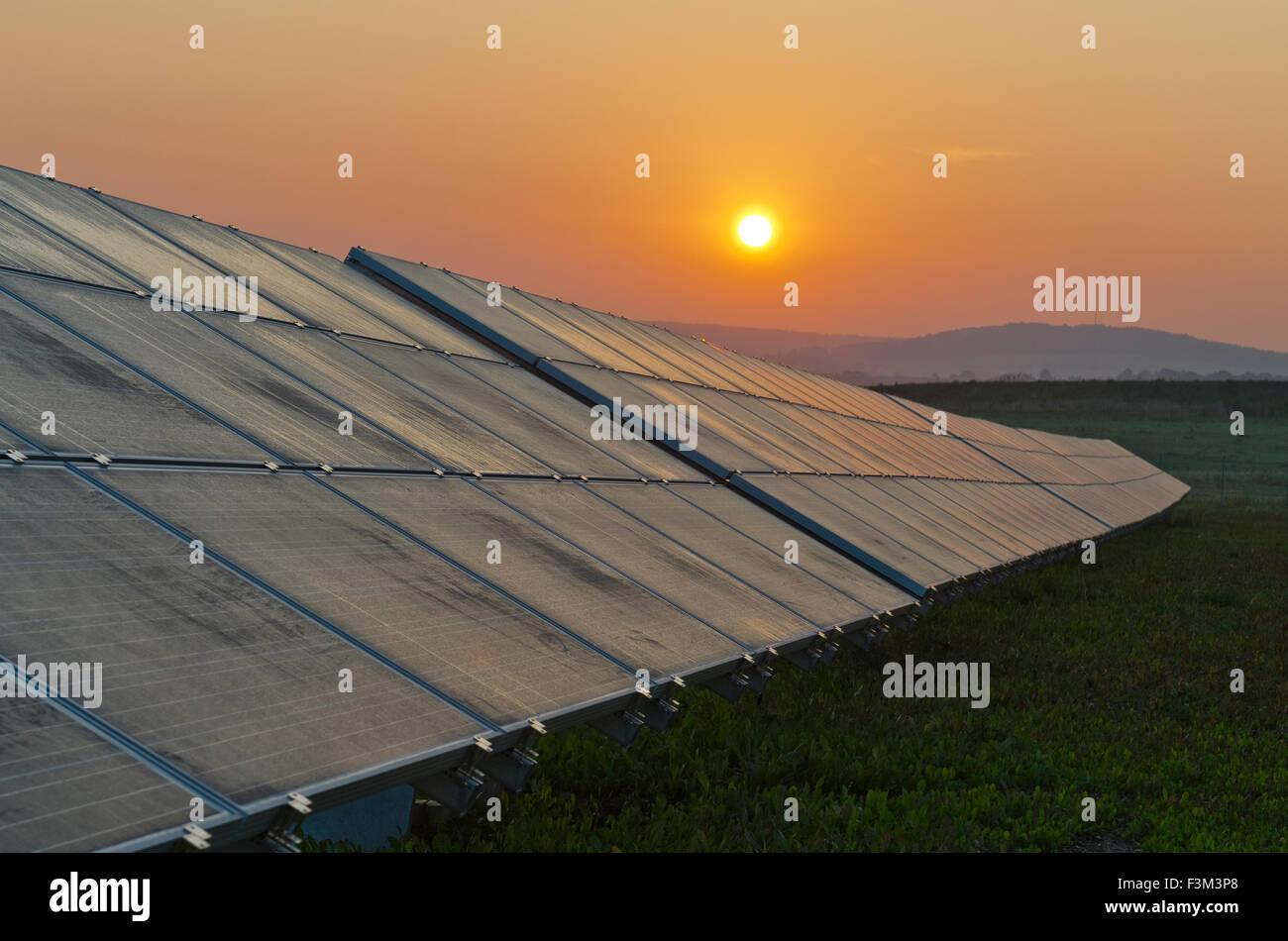 Sunrise photovoltaik