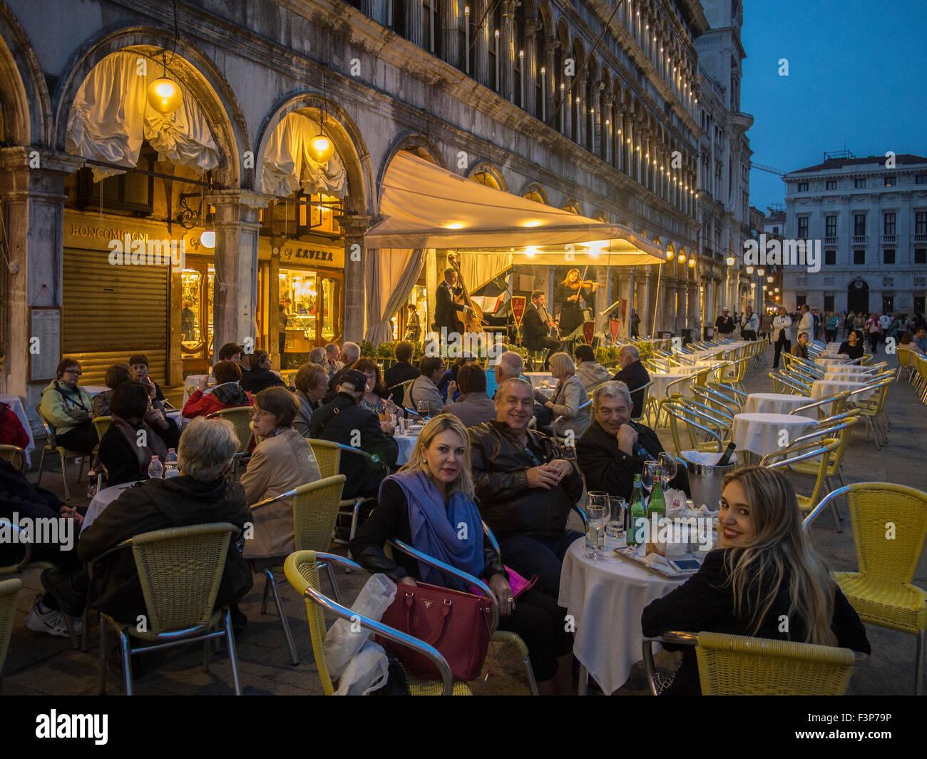 San Marco Cafe Venice