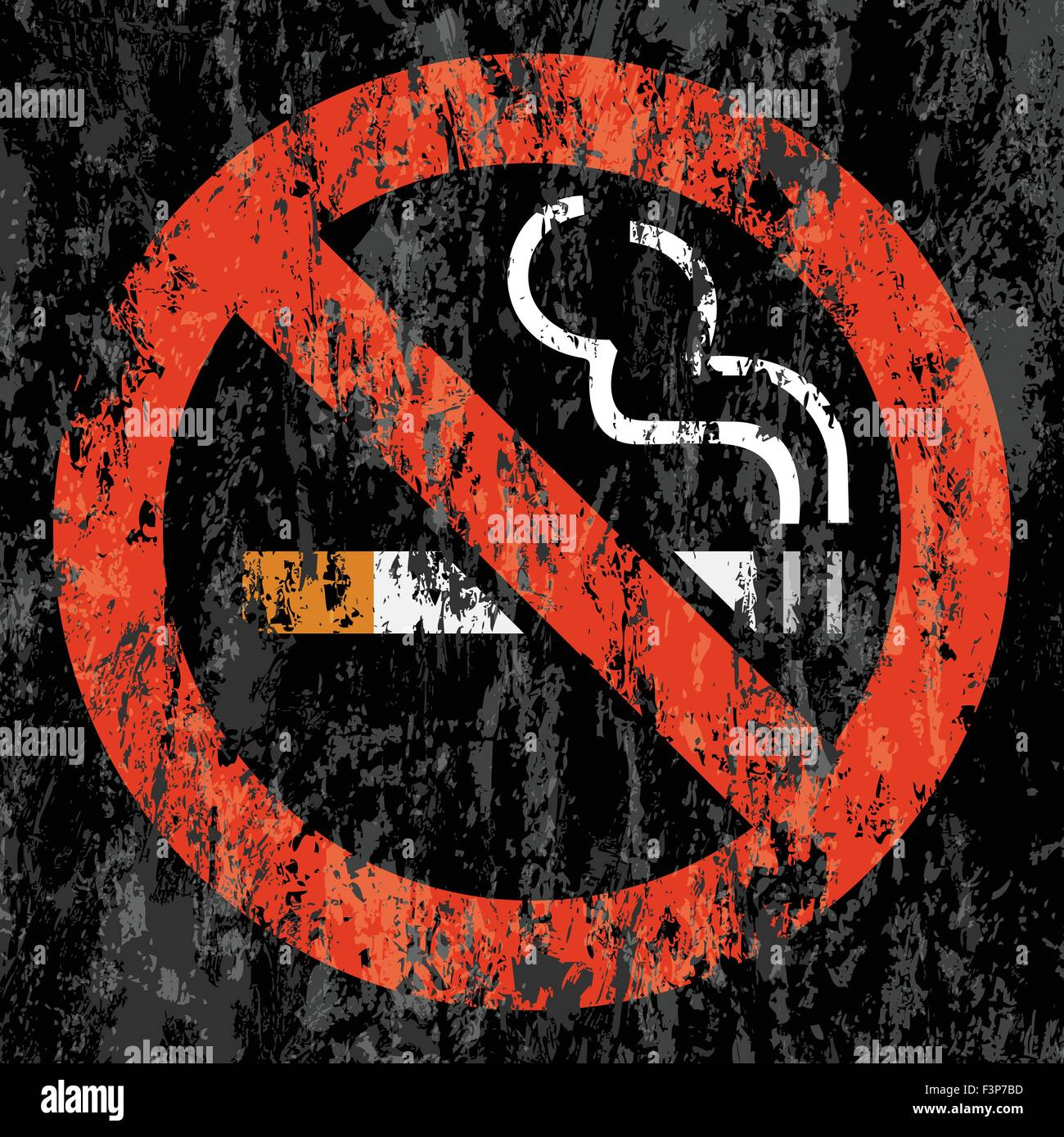 No smoking symbol grunge background vector illustration stock no smoking symbol grunge background vector illustration buycottarizona Images